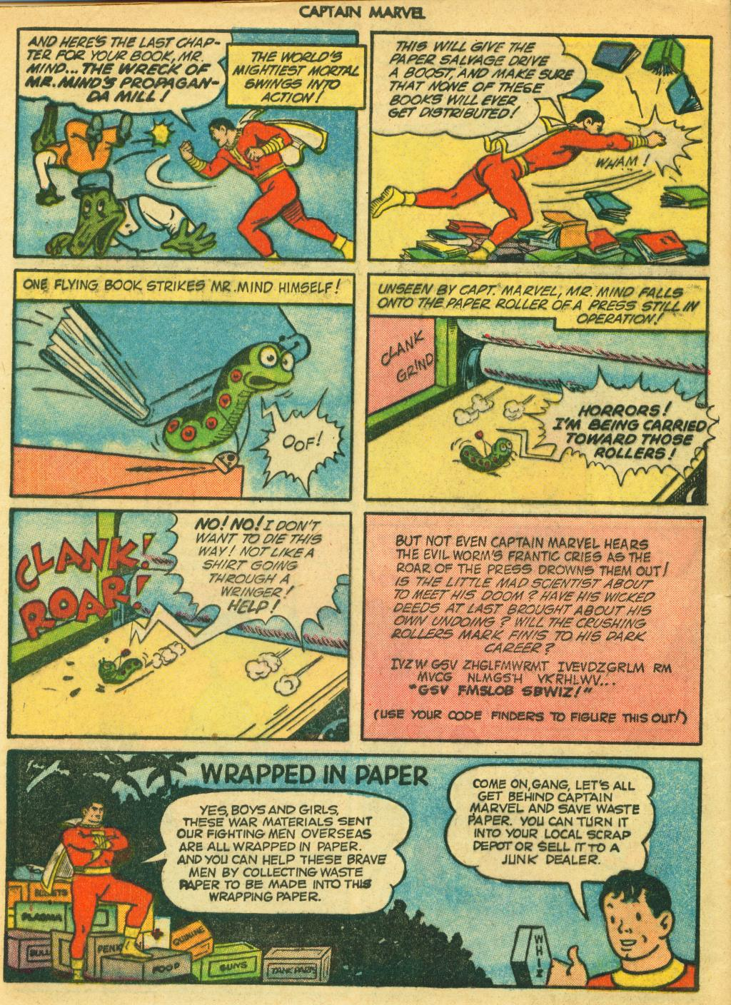 Captain Marvel Adventures issue 41 - Page 48
