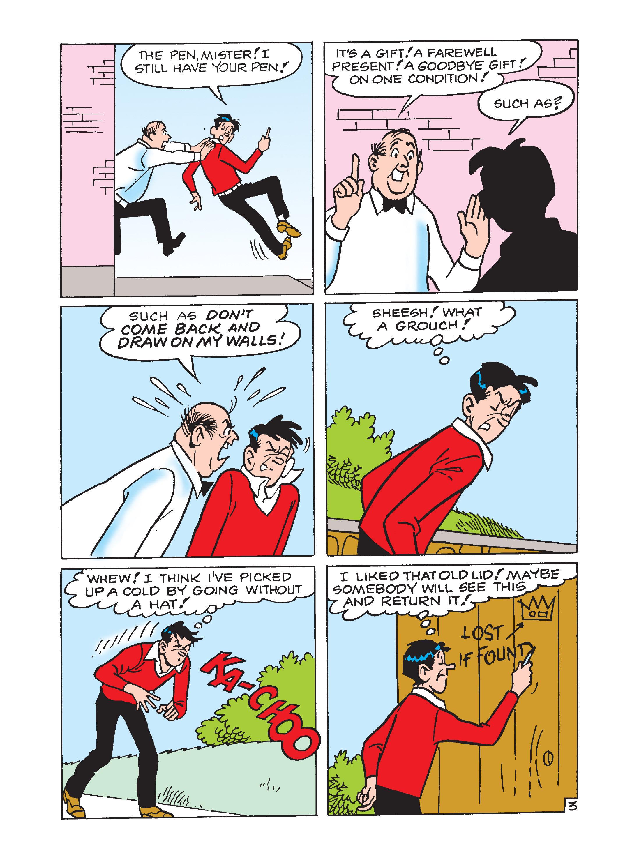 Read online Archie 1000 Page Comics Bonanza comic -  Issue #1 (Part 1) - 33