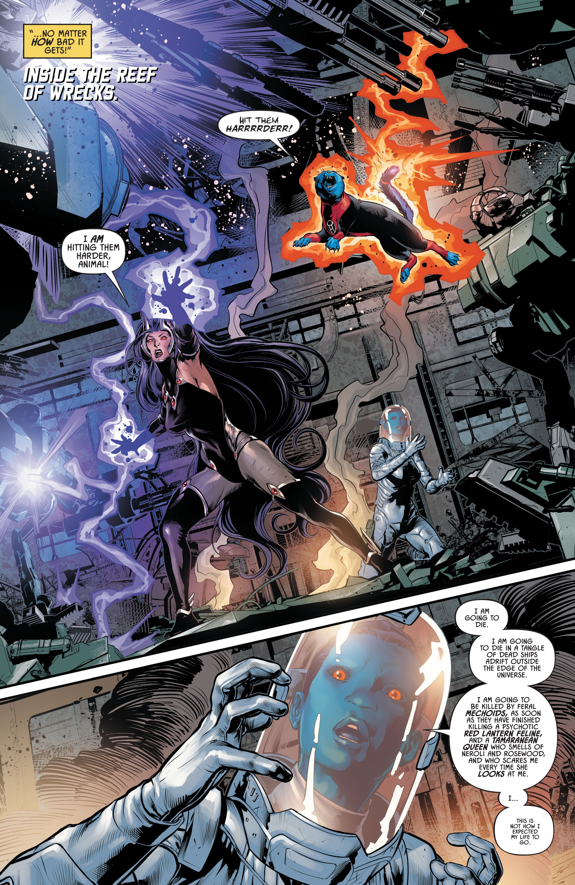 Justice League Odyssey #17 #17 - English 7