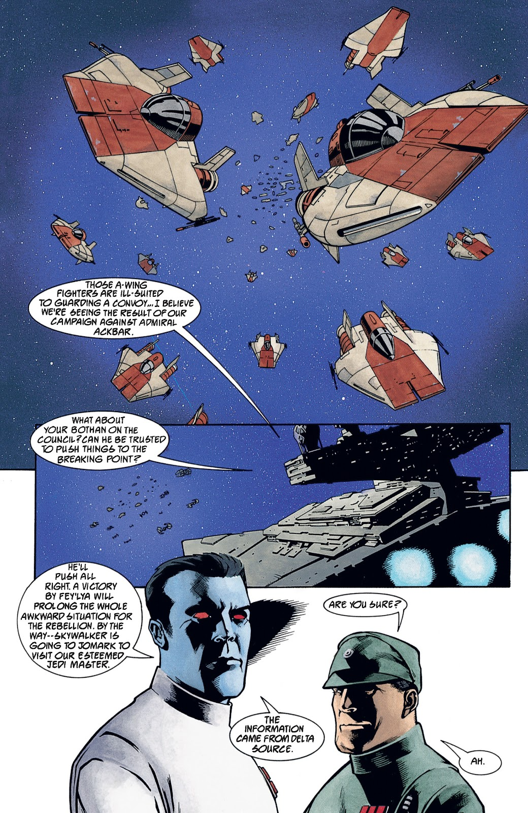 Read online Star Wars Legends: The New Republic - Epic Collection comic -  Issue # TPB 4 (Part 2) - 74