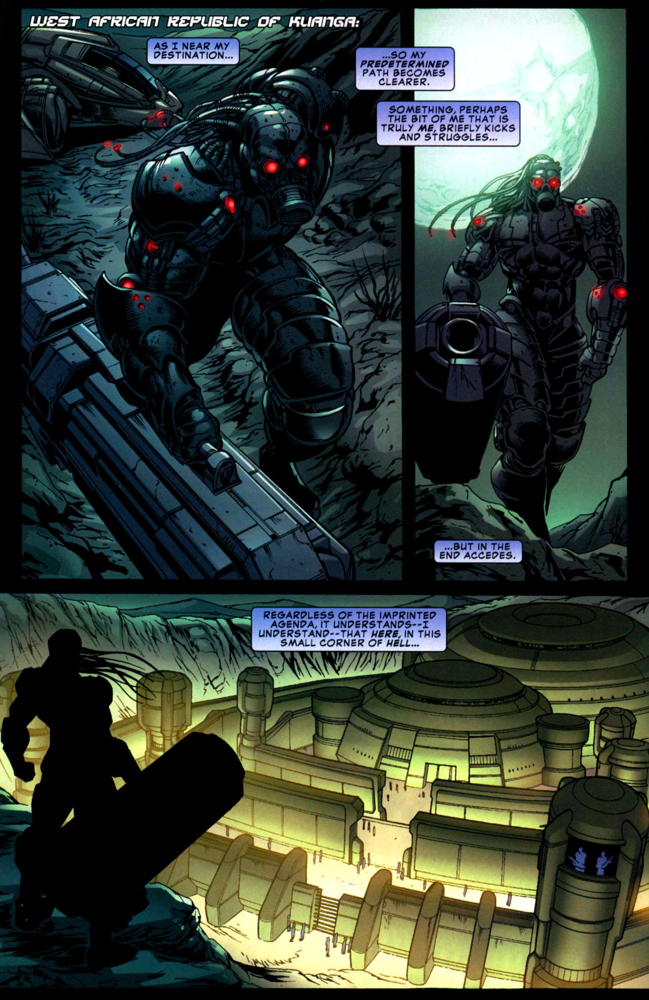 Read online Amazing Fantasy (2004) comic -  Issue #17 - 16