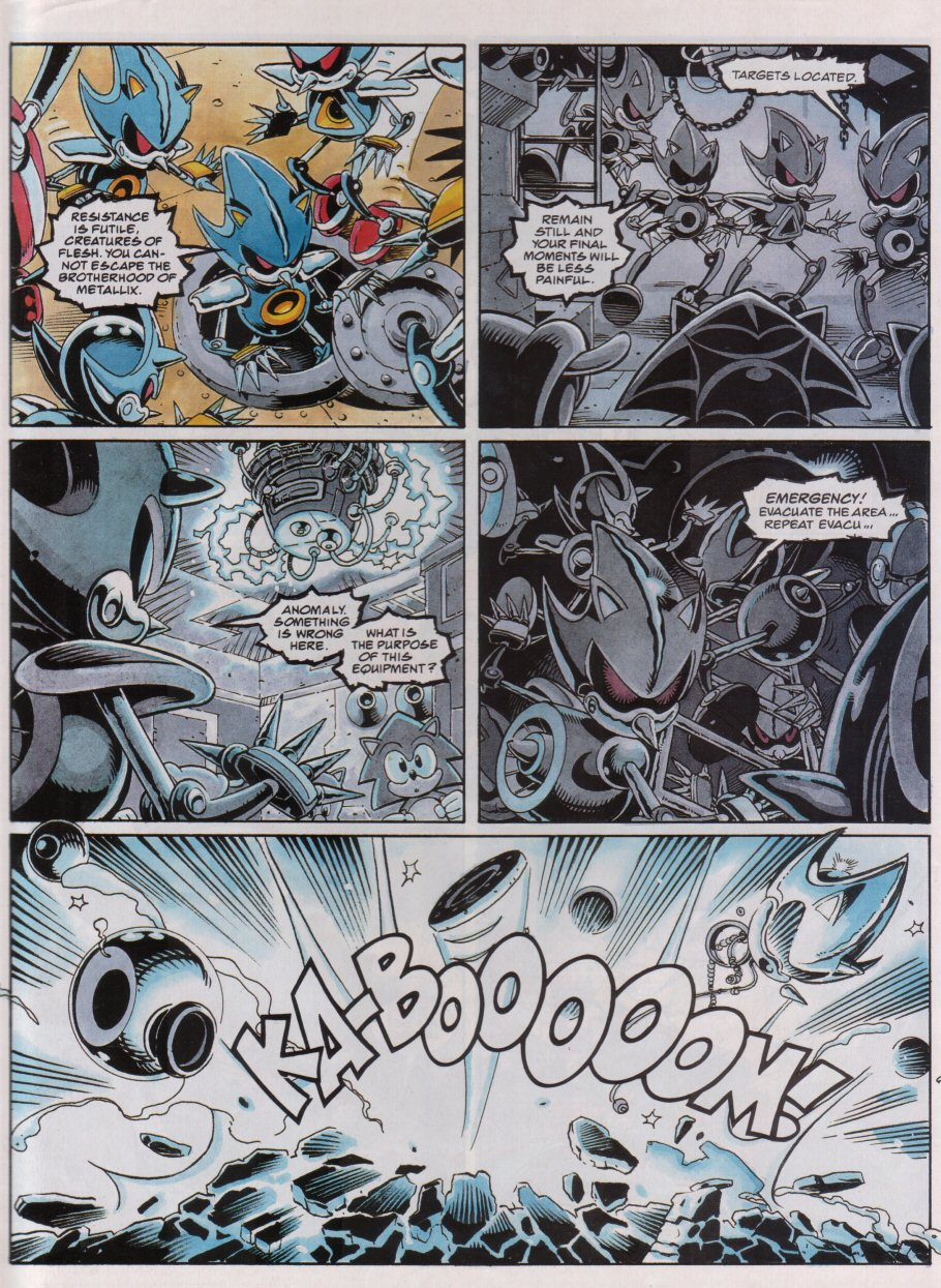 Read online Sonic the Comic comic -  Issue #69 - 8