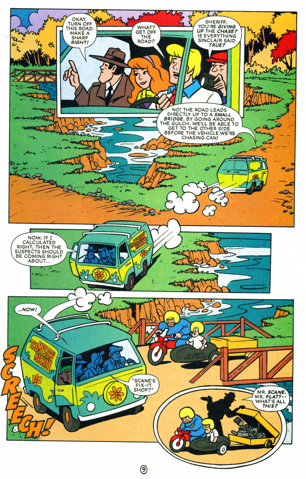 Read online Scooby-Doo (1997) comic -  Issue #71 - 22