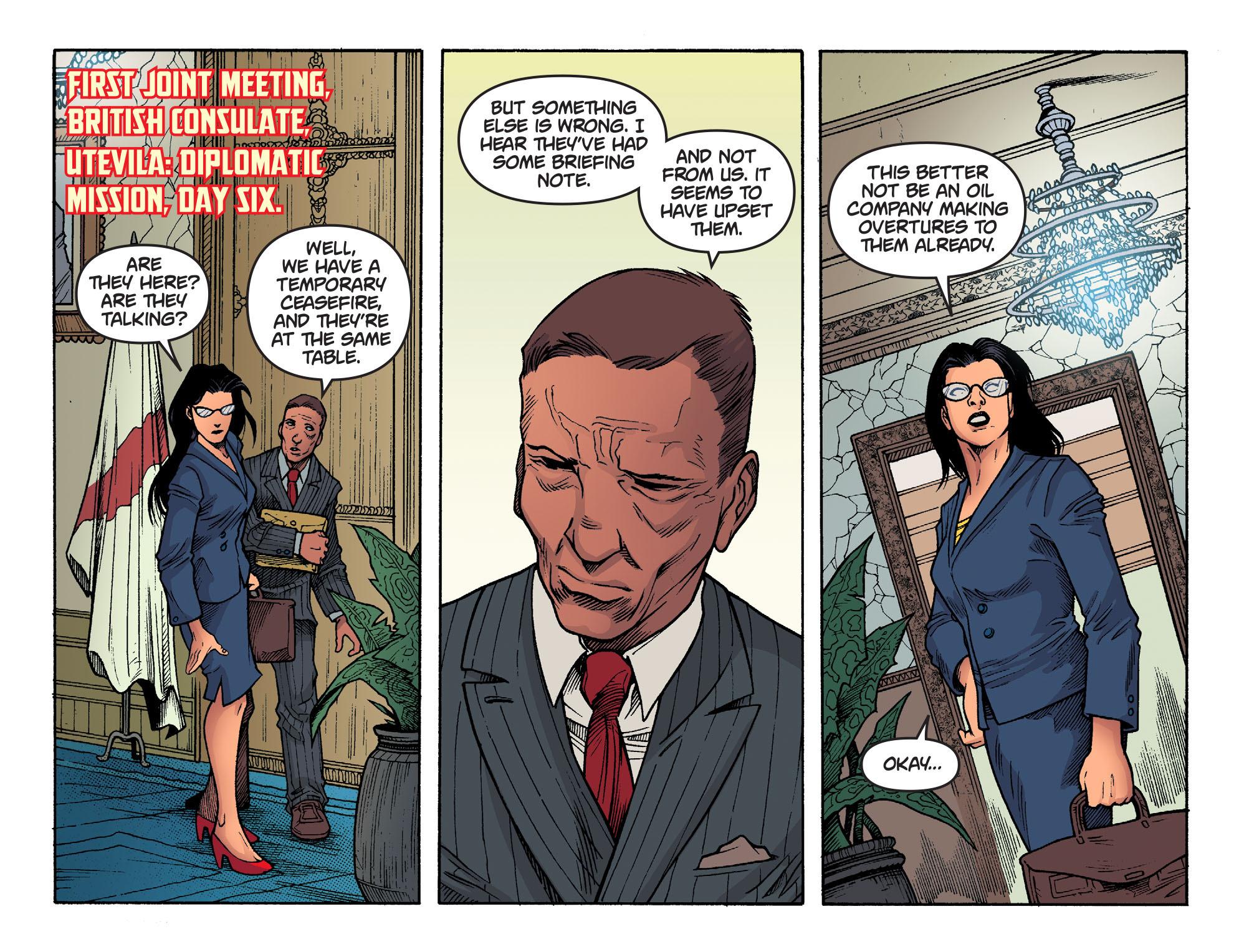 Read online Sensation Comics Featuring Wonder Woman comic -  Issue #43 - 18