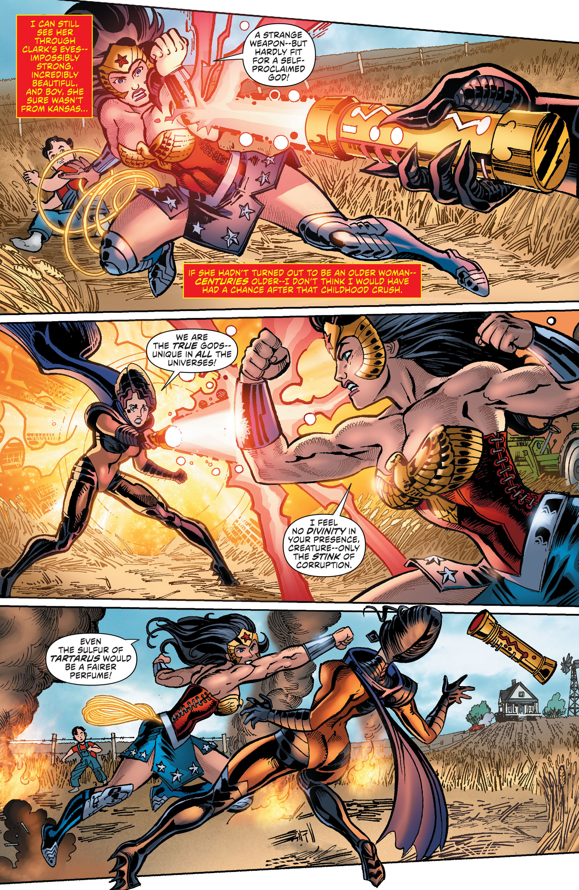 Read online Worlds' Finest comic -  Issue #28 - 15