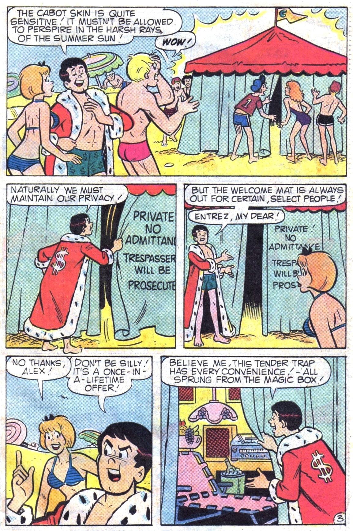 Read online She's Josie comic -  Issue #104 - 31
