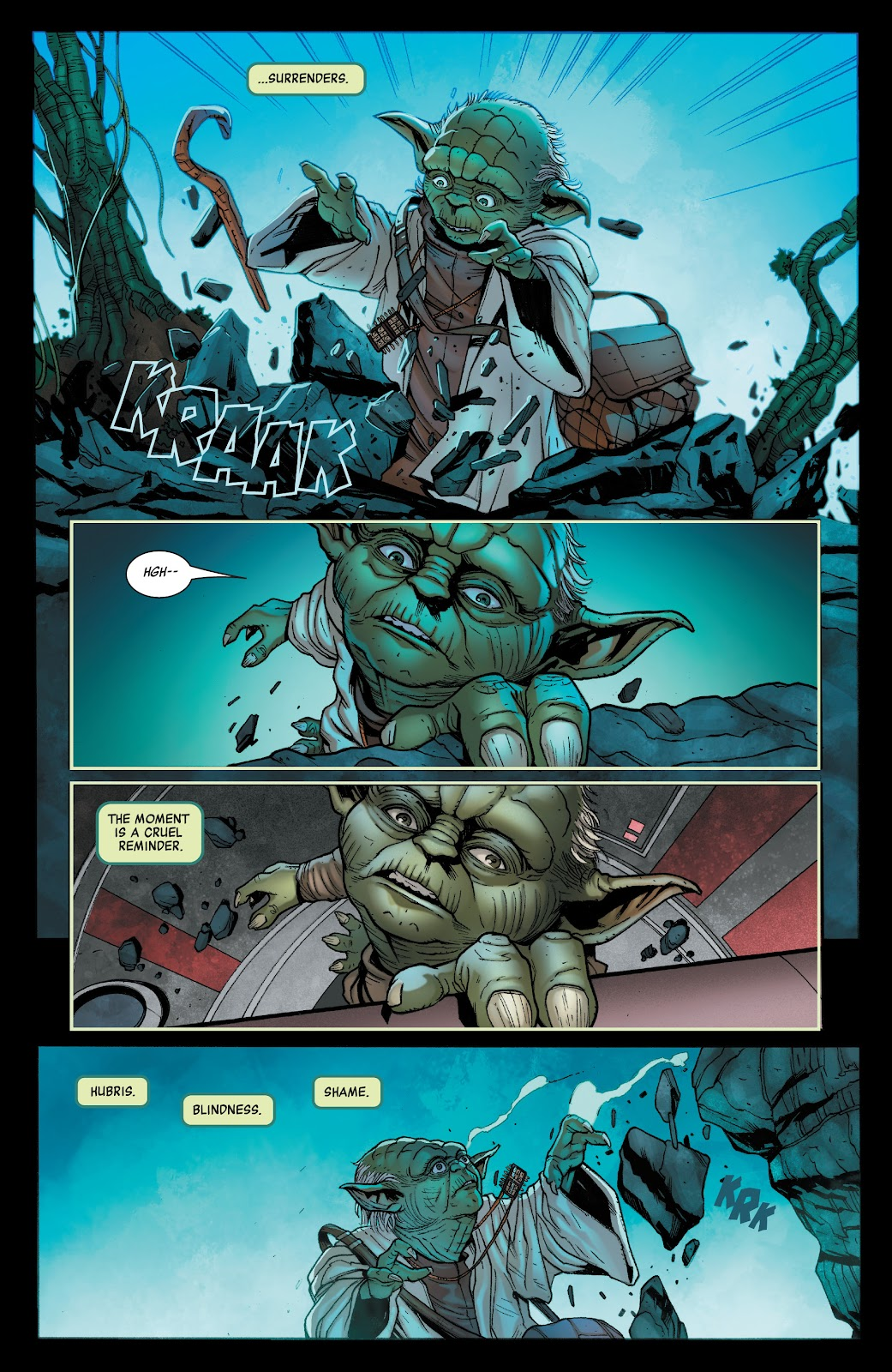Read online Star Wars: Age of Rebellion - Heroes comic -  Issue # TPB - 99