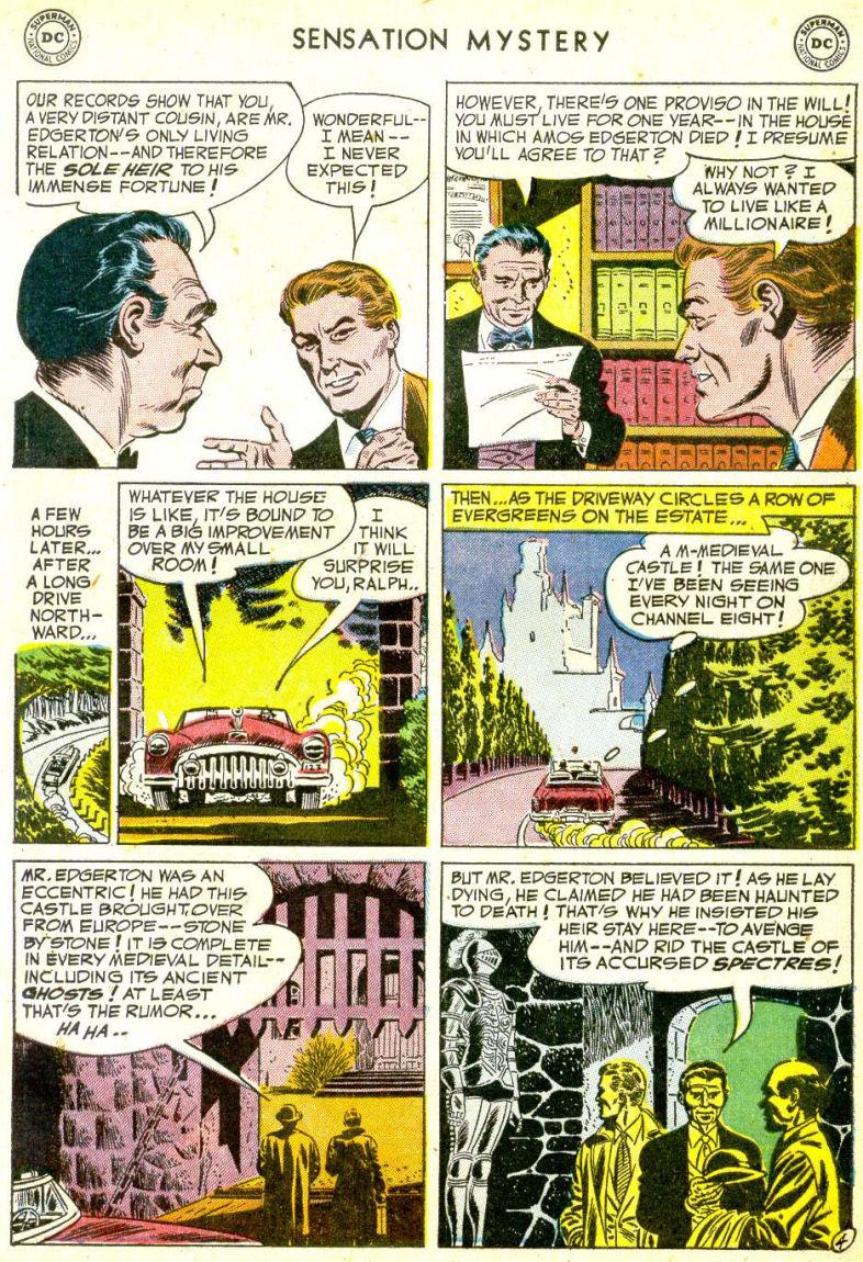 Read online Sensation (Mystery) Comics comic -  Issue #113 - 29