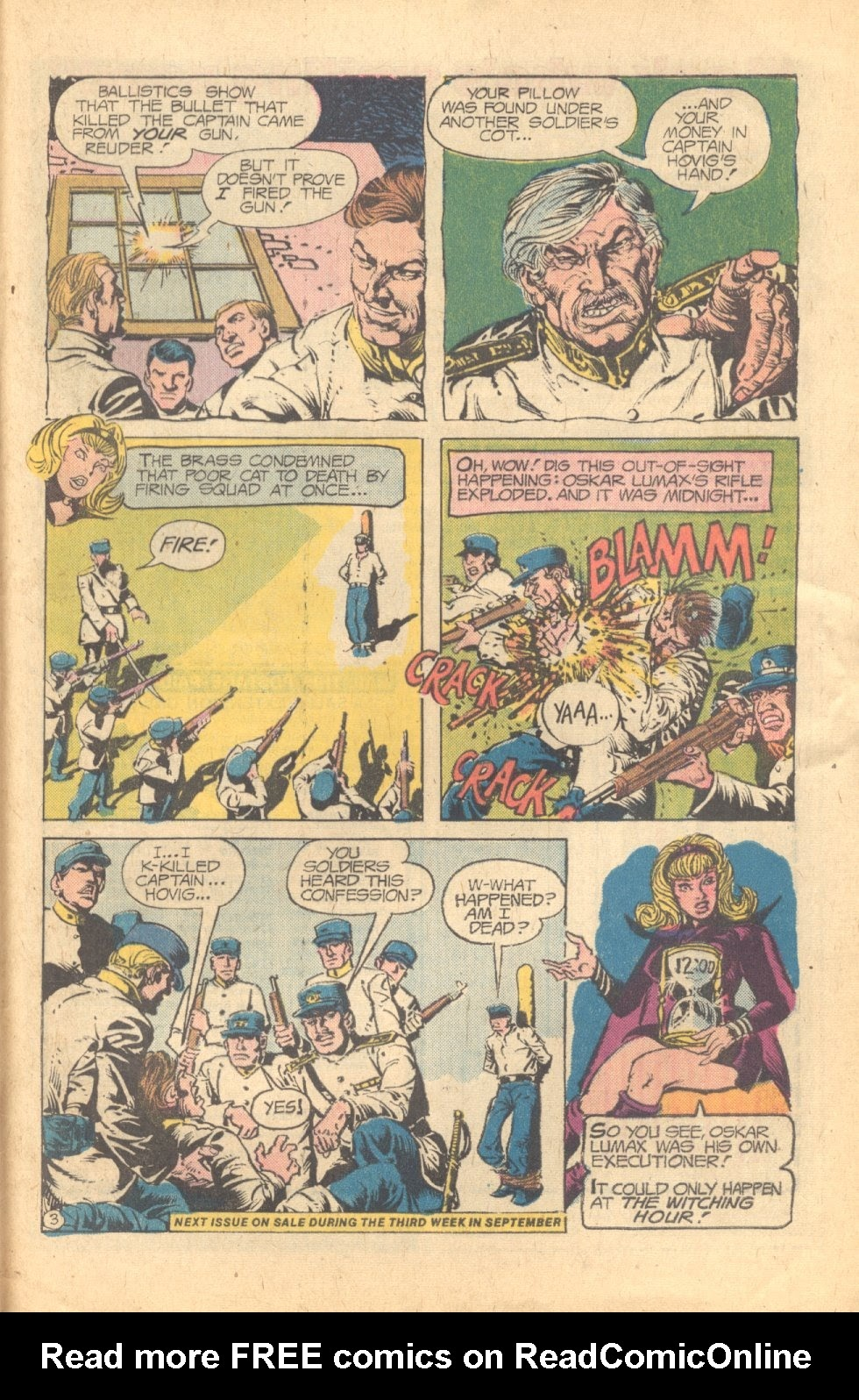 The Witching Hour (1969) issue 60 - Page 31