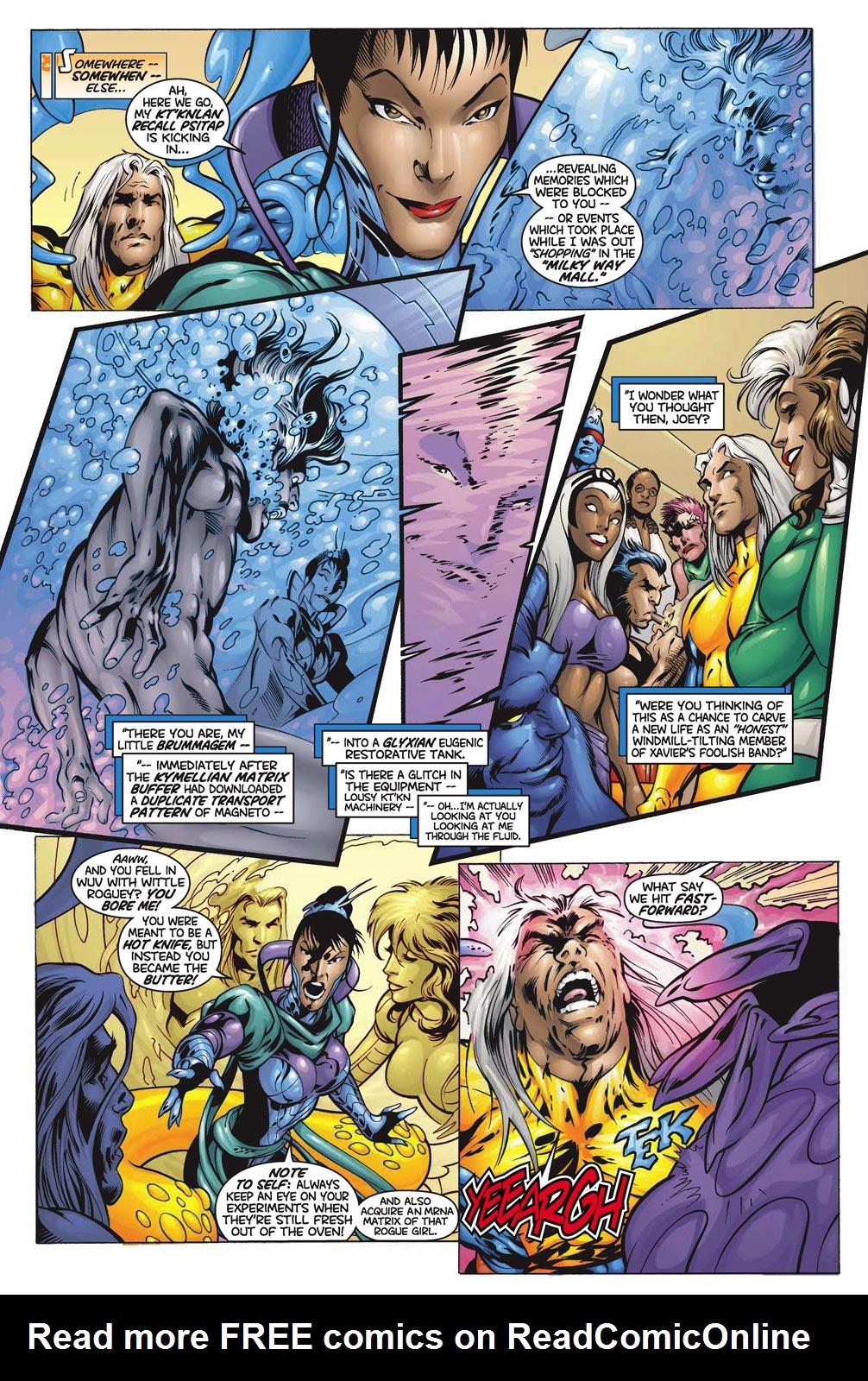 X-Men (1991) 86 Page 9