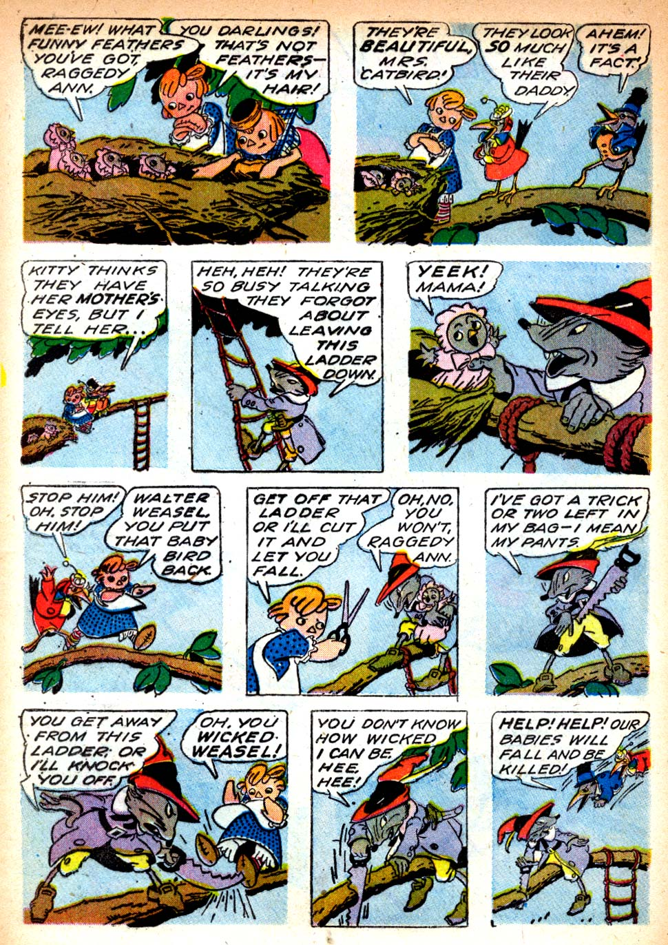 Four Color Comics issue 262 - Page 40