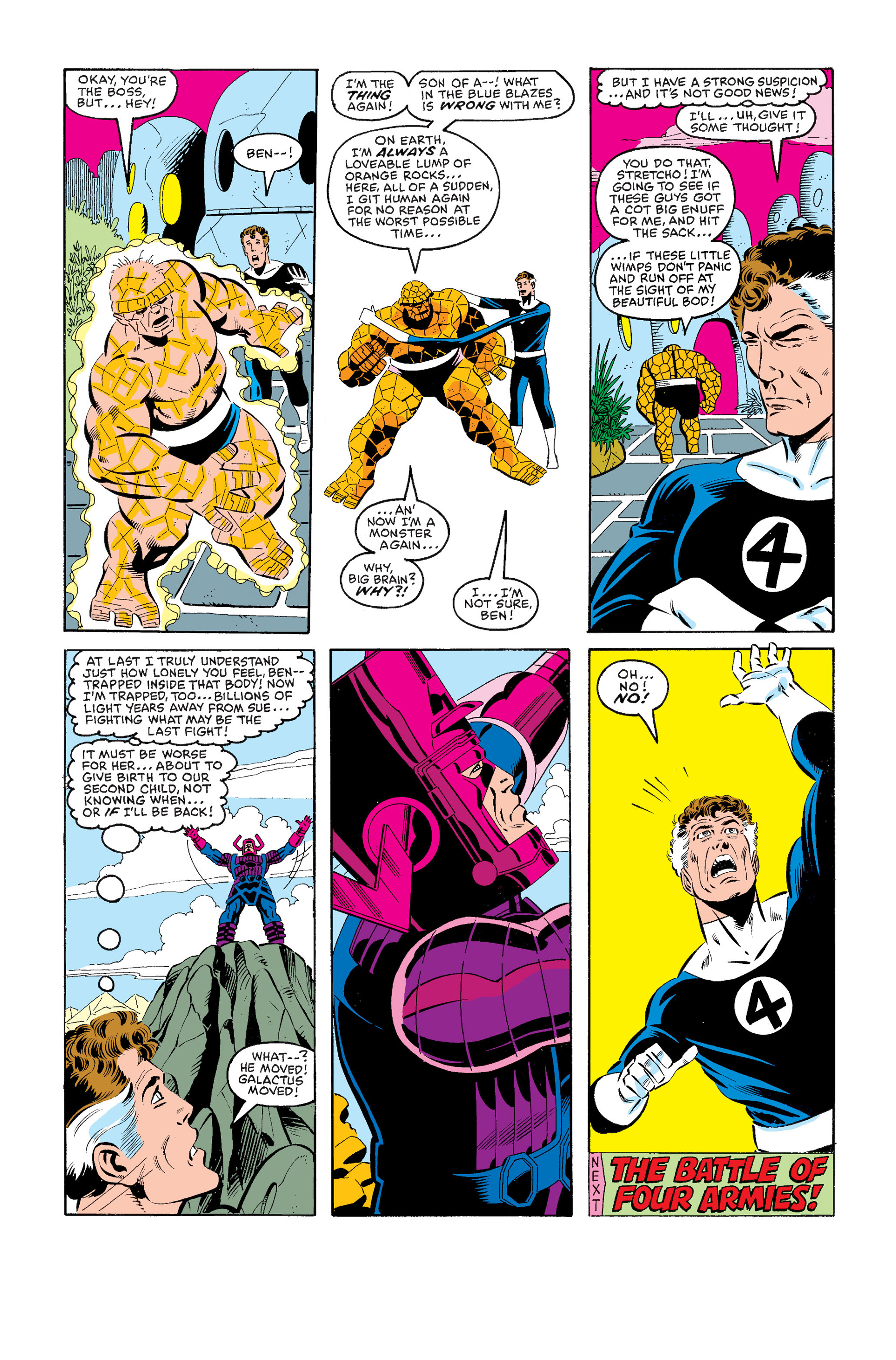 Read online Secret Wars (1985) comic -  Issue #4 - 24