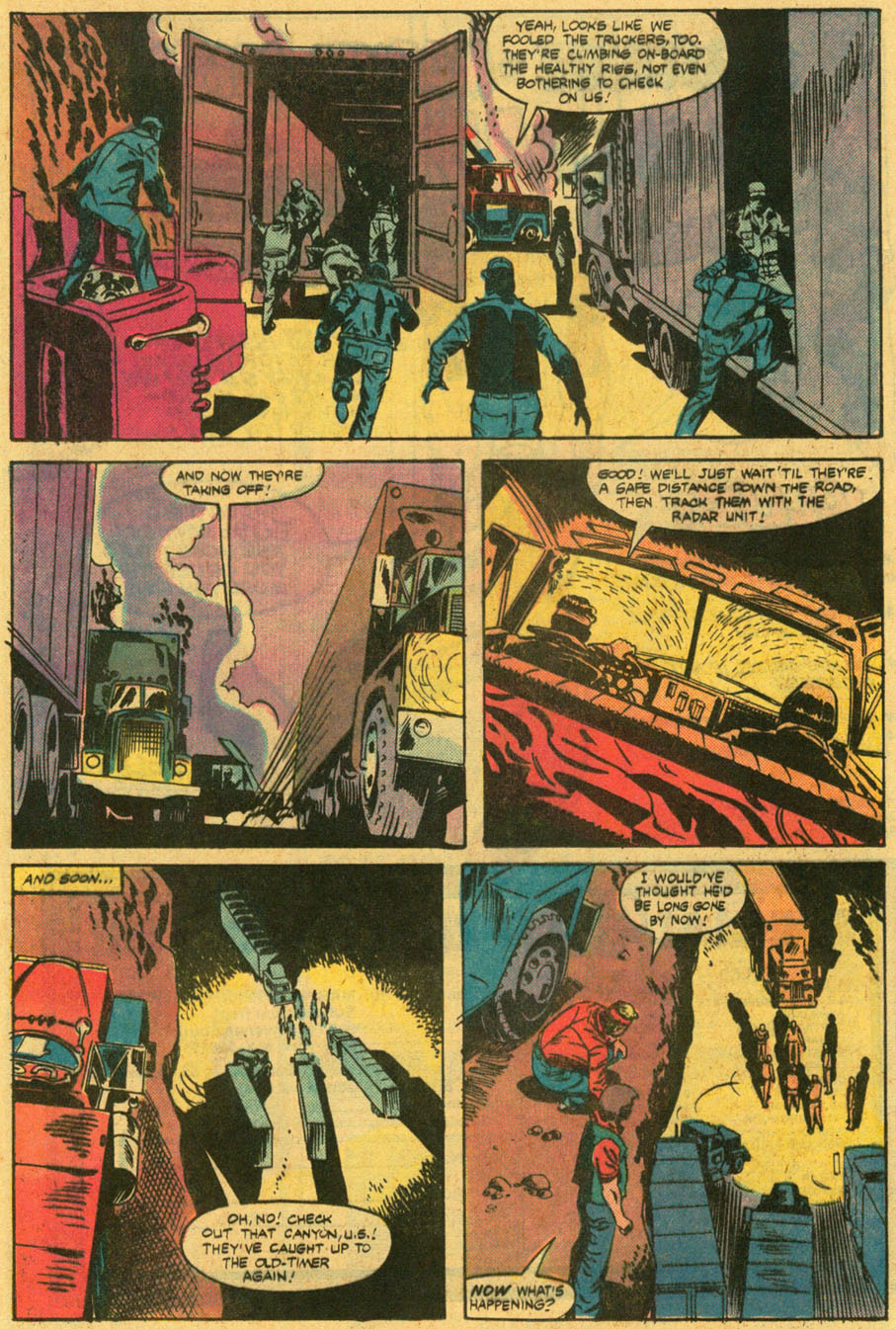 Read online U.S. 1 comic -  Issue #3 - 17
