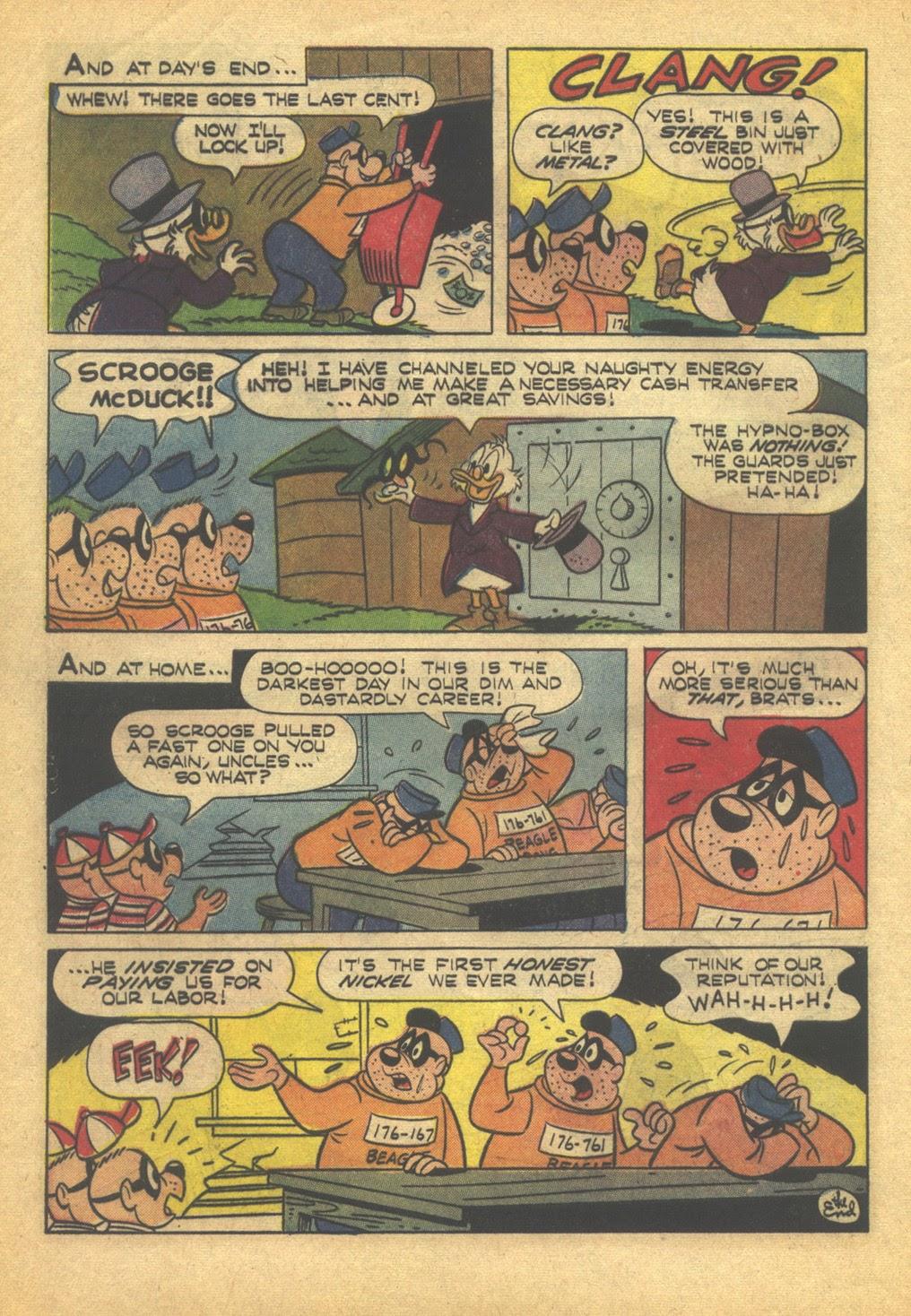 Walt Disney THE BEAGLE BOYS issue 7 - Page 32