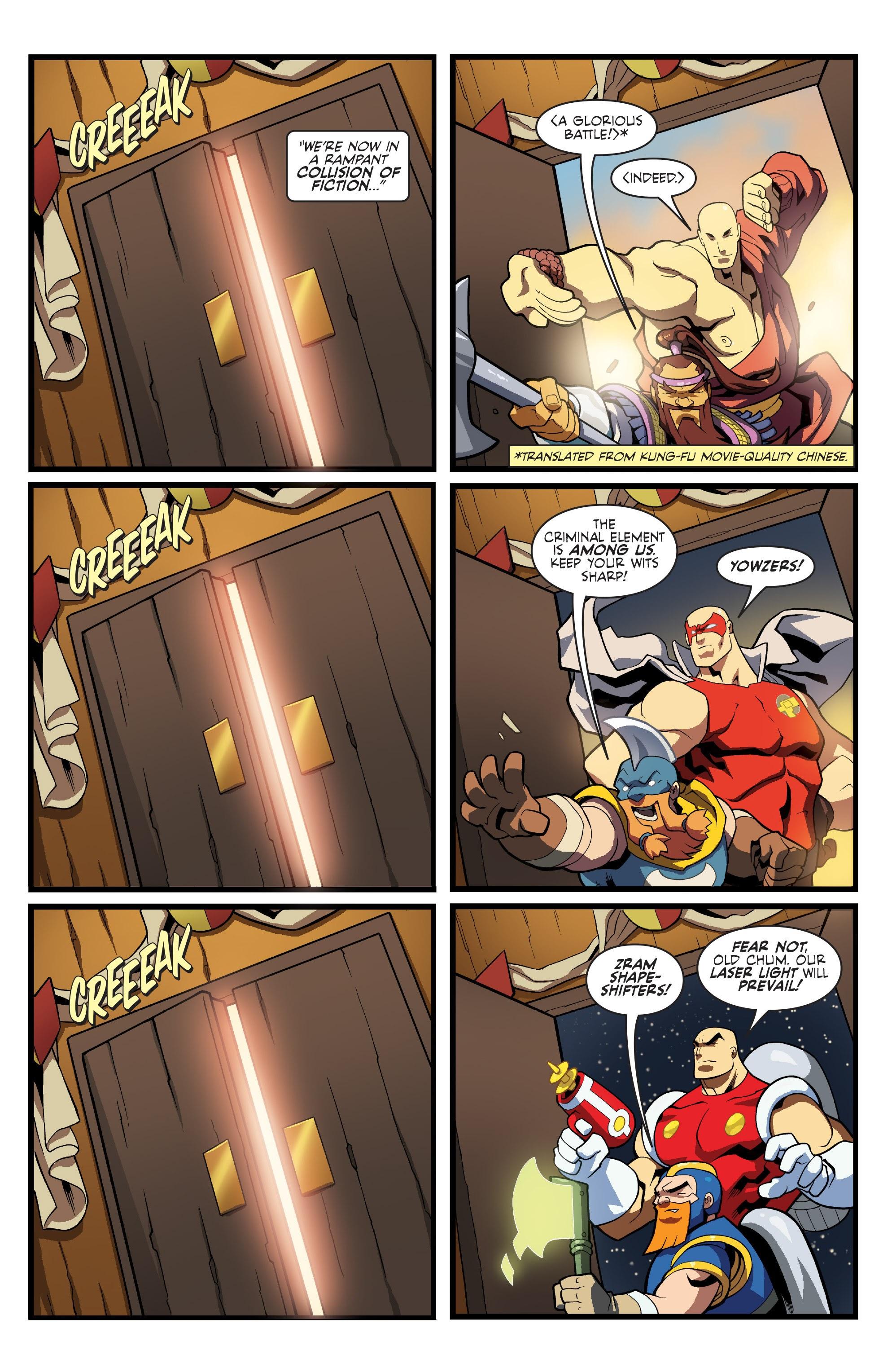 Read online Skullkickers comic -  Issue #33 - 8