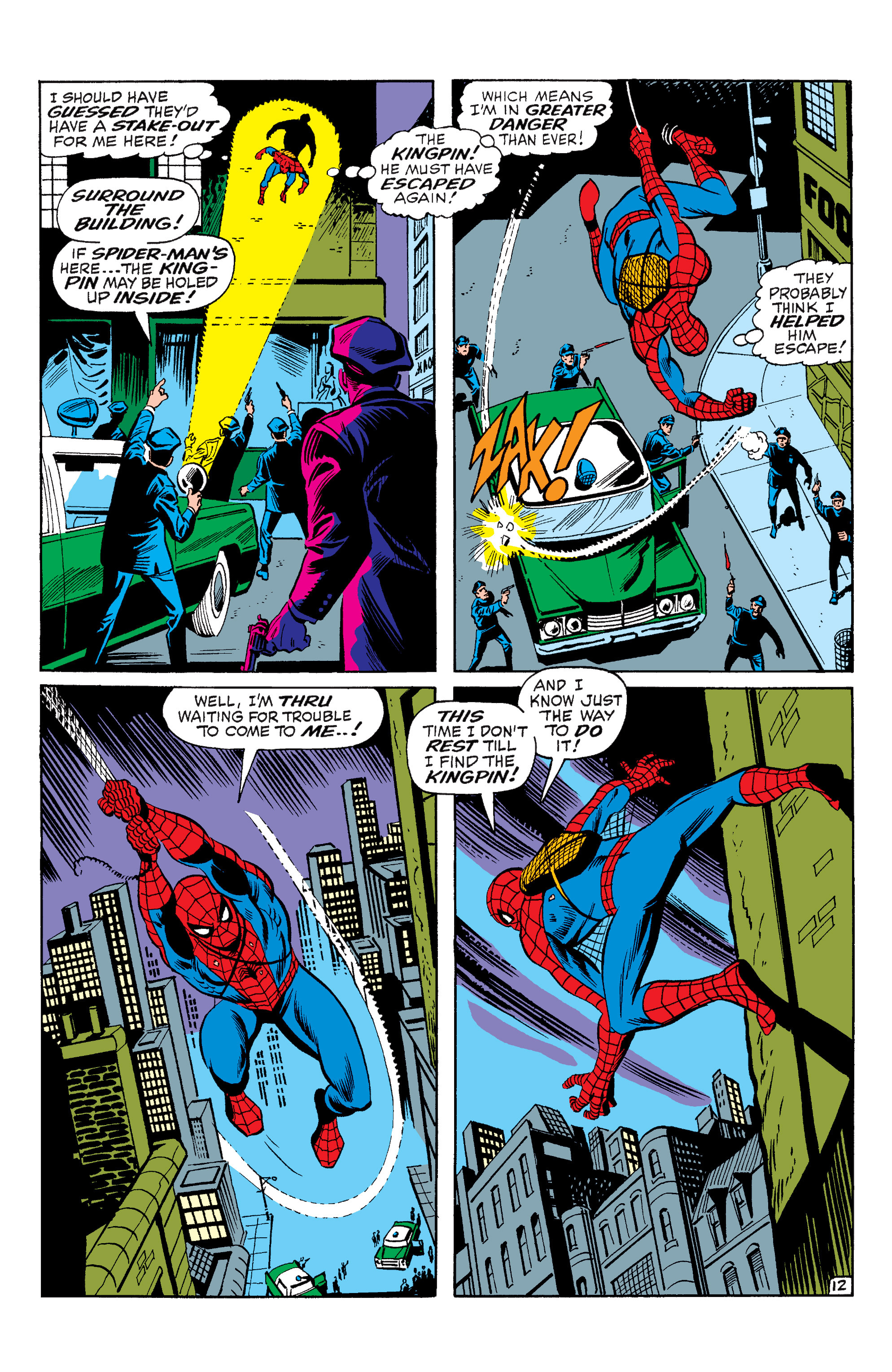 The Amazing Spider-Man (1963) 70 Page 12