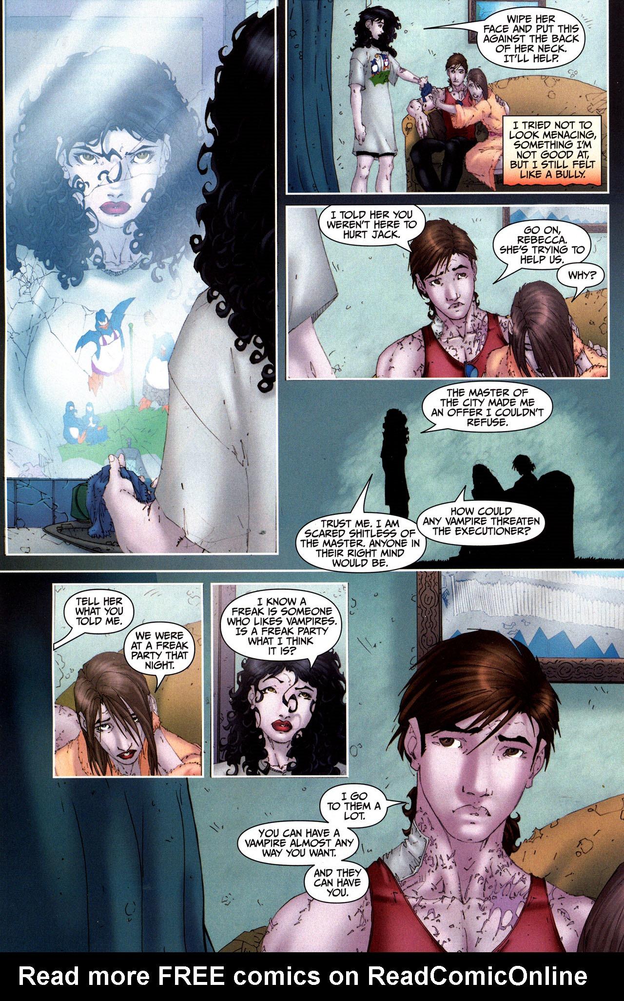 Read online Anita Blake, Vampire Hunter: Guilty Pleasures comic -  Issue #5 - 18