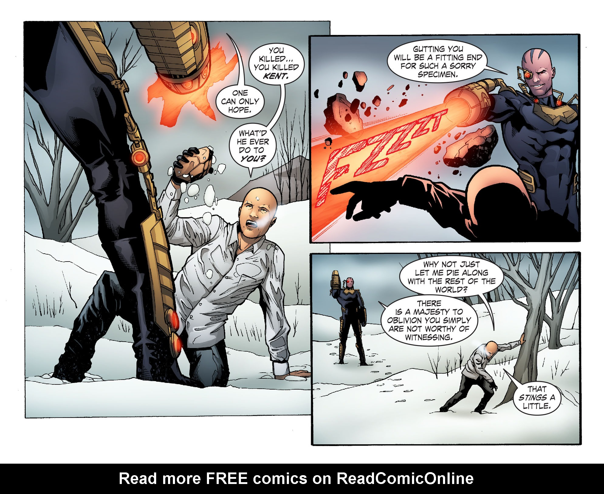Read online Smallville: Alien comic -  Issue #10 - 11
