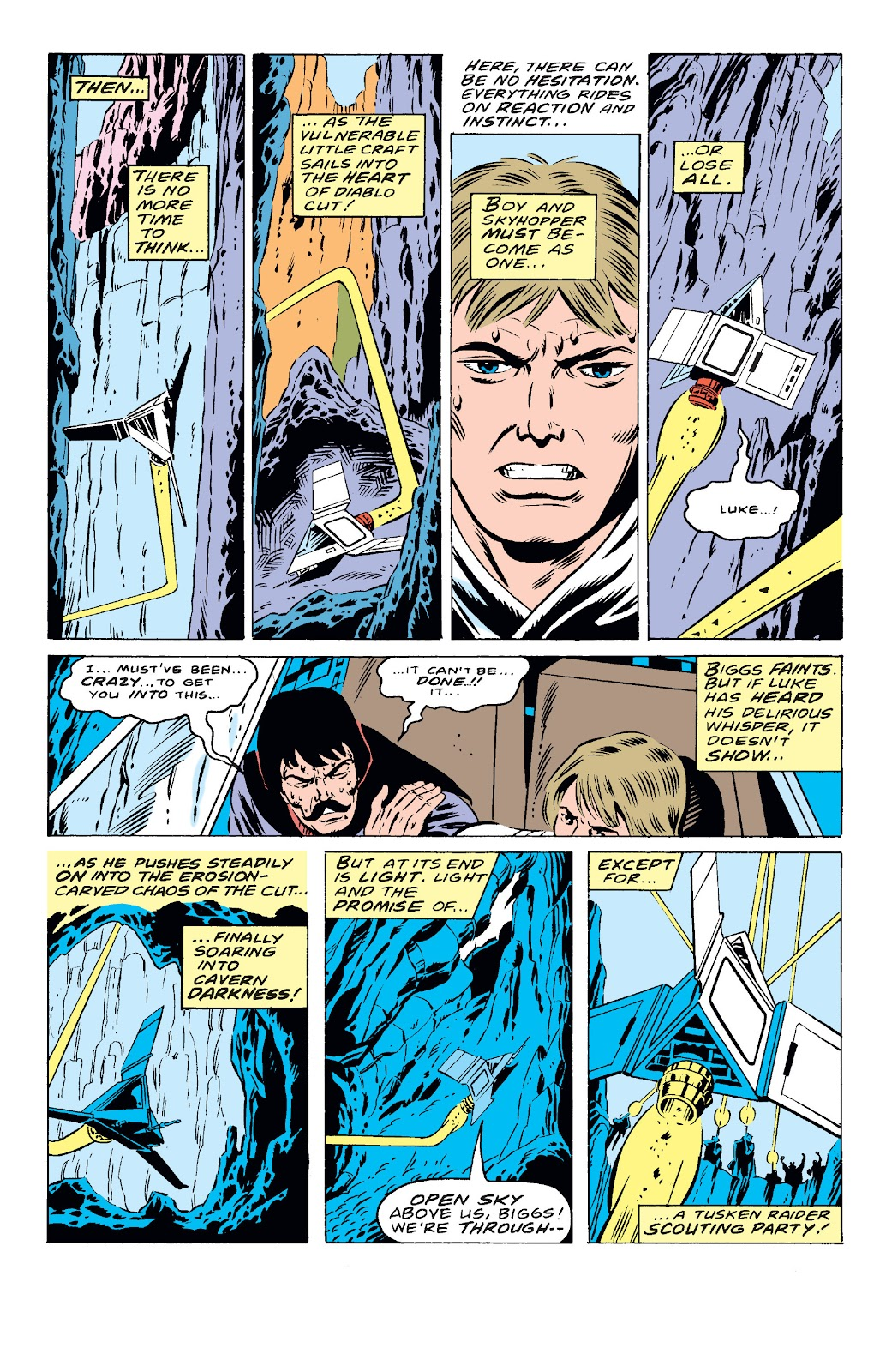 Read online Star Wars Legends: The Original Marvel Years - Epic Collection comic -  Issue # TPB 1 (Part 4) - 11