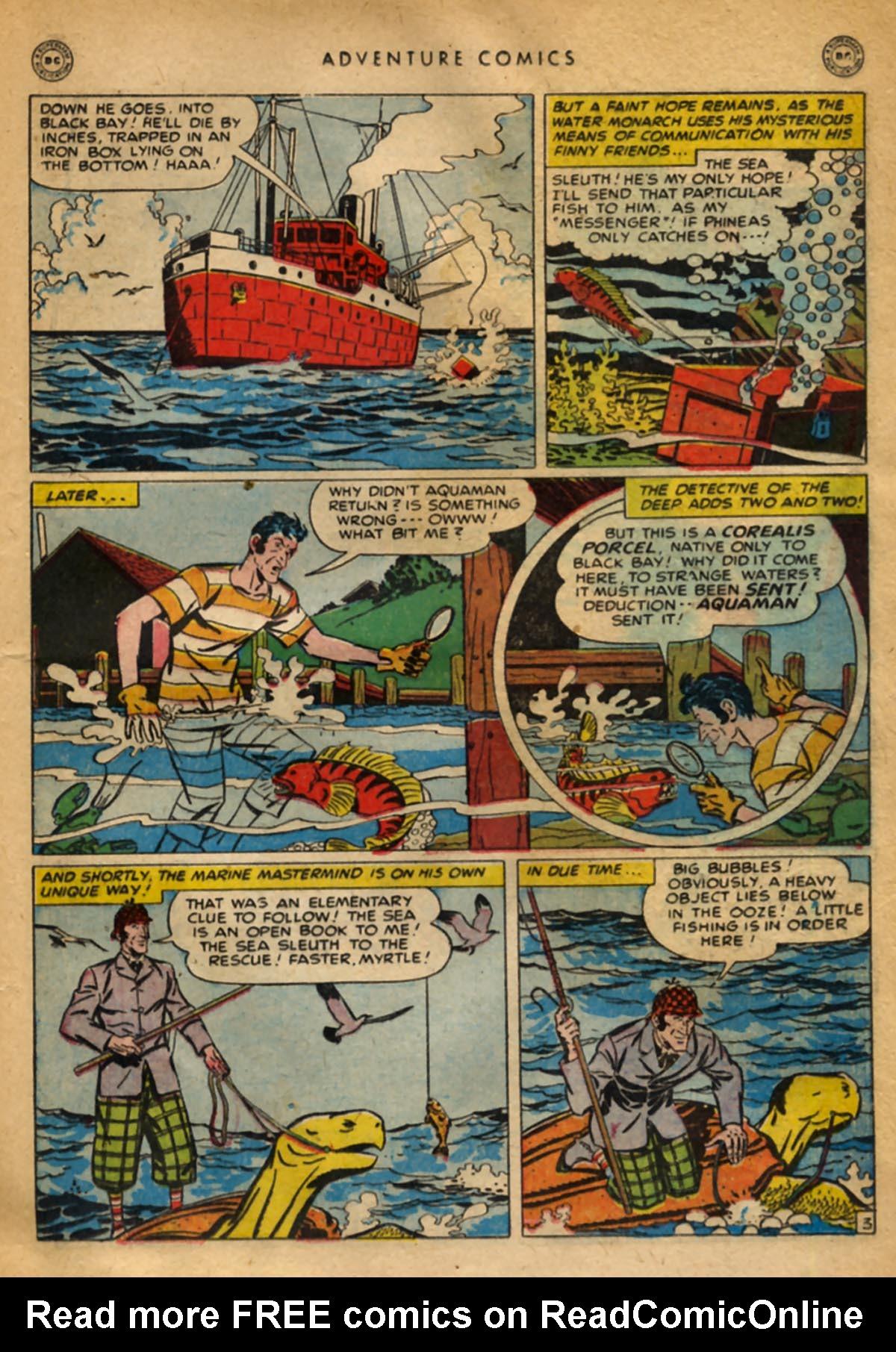 Read online Adventure Comics (1938) comic -  Issue #141 - 31
