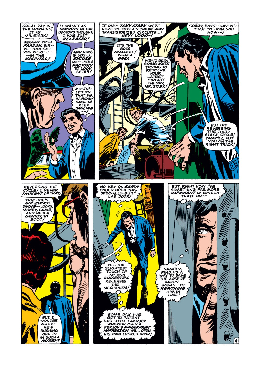 Tales of Suspense (1959) issue 85 - Page 5