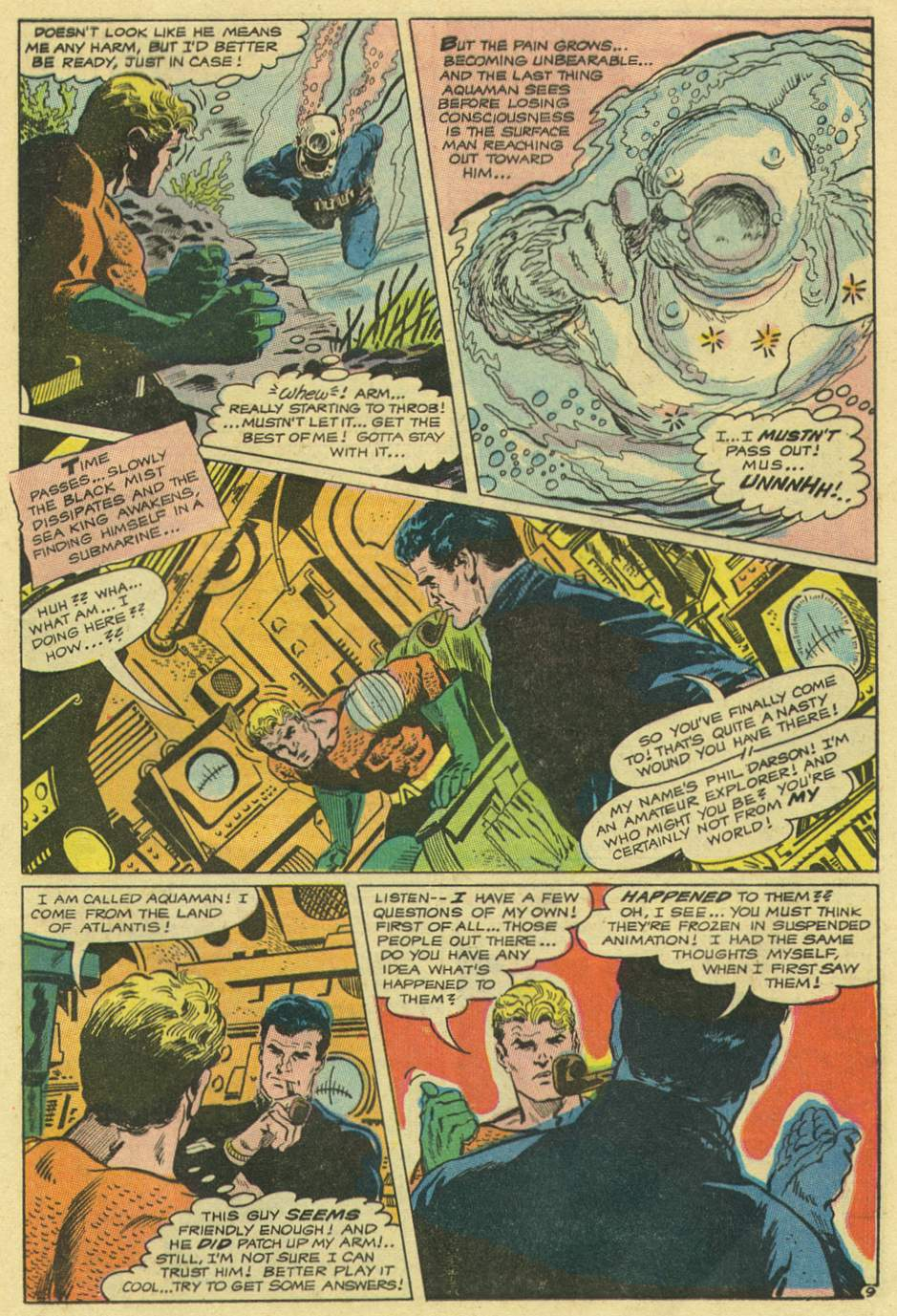 Read online Aquaman (1962) comic -  Issue #43 - 13