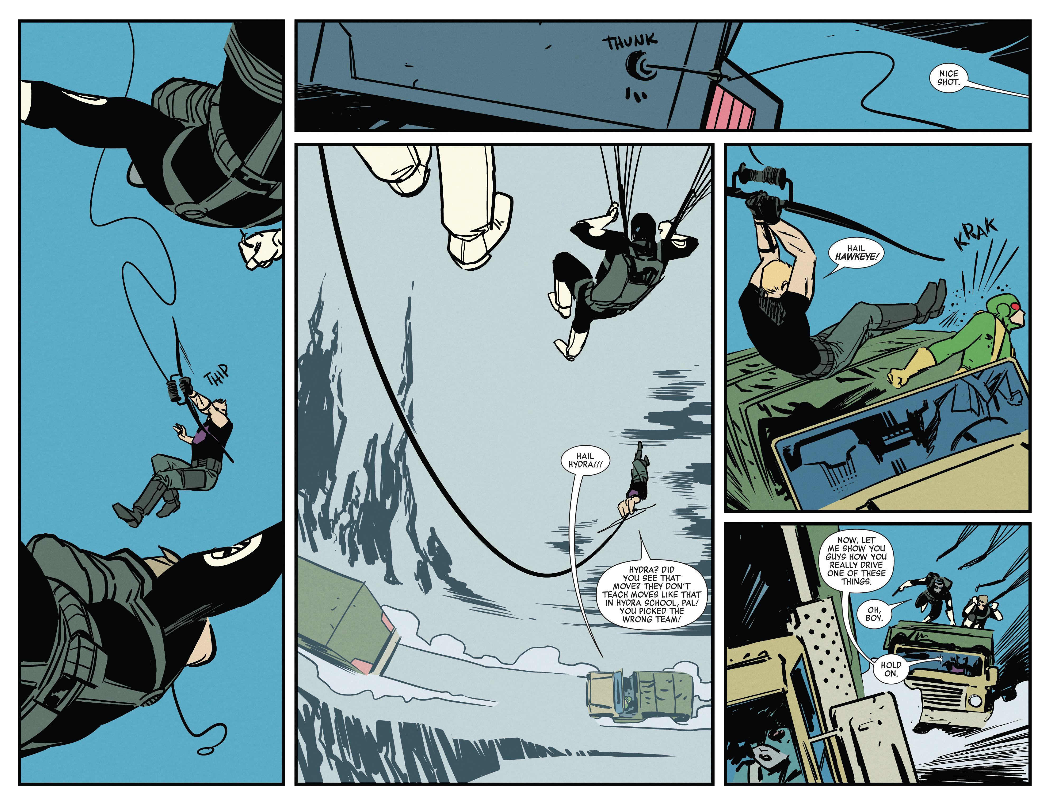 Read online All-New Hawkeye (2016) comic -  Issue #4 - 14