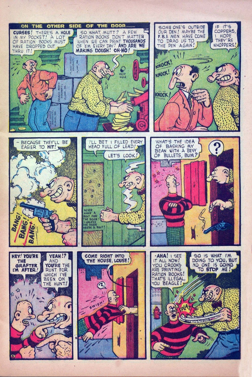 Read online Joker Comics comic -  Issue #13 - 7