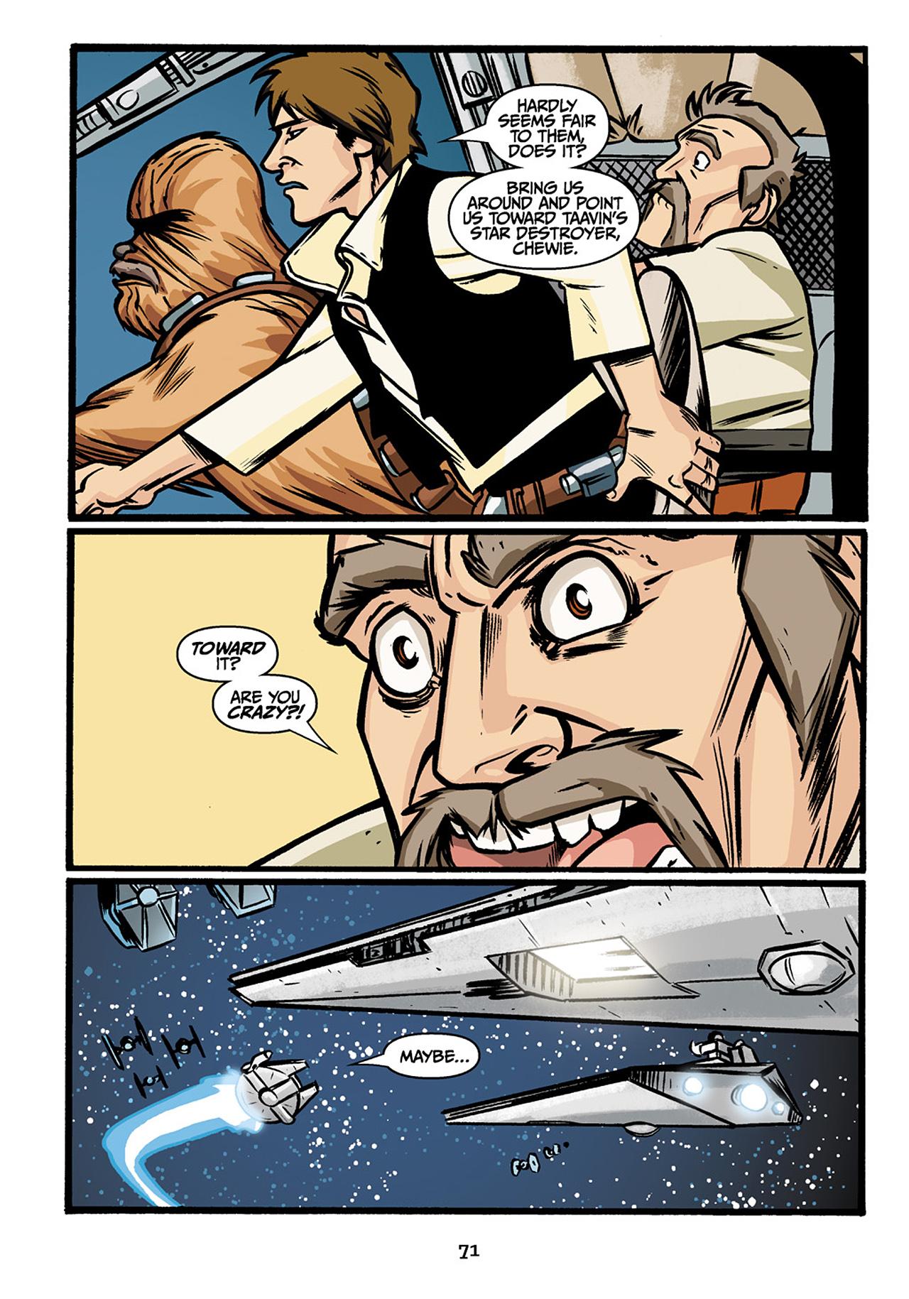 Read online Star Wars Omnibus comic -  Issue # Vol. 33 - 73