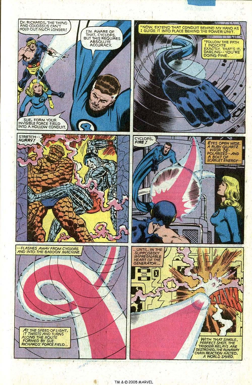 Read online Uncanny X-Men (1963) comic -  Issue # _Annual 5 - 43