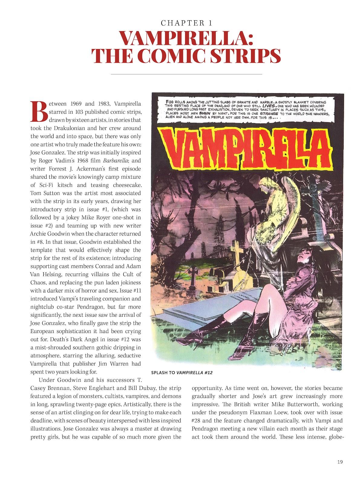 Read online The Art of Jose Gonzalez comic -  Issue # TPB (Part 1) - 20