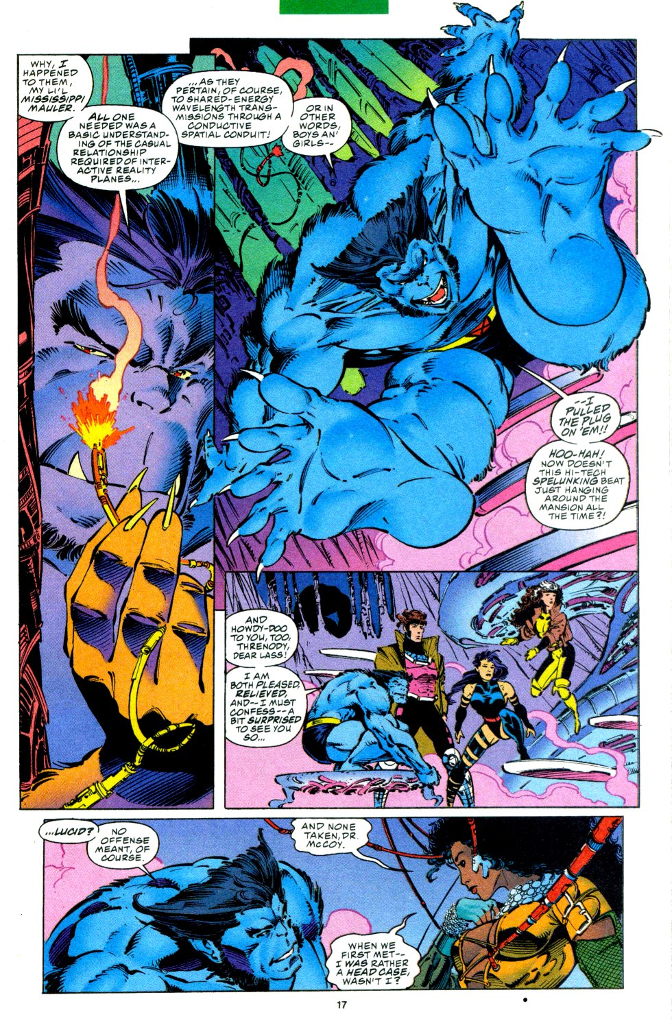 X-Men (1991) 34 Page 12