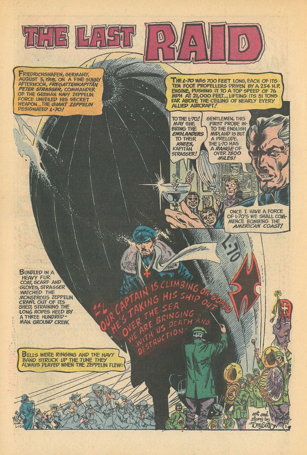 Read online Star Spangled War Stories (1952) comic -  Issue #168 - 21