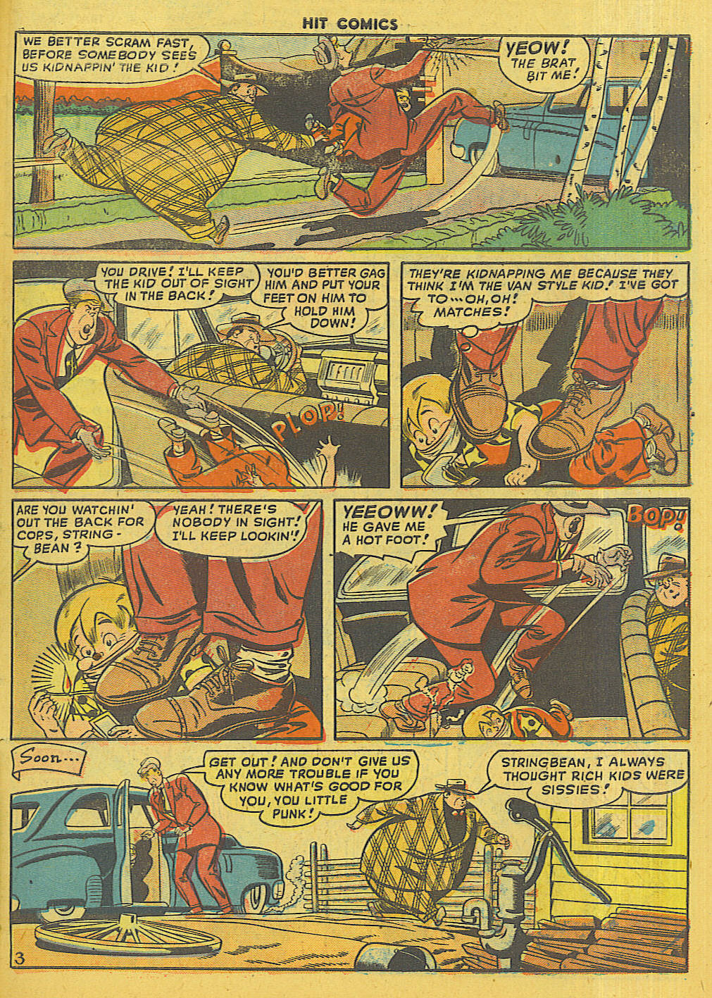 Read online Hit Comics comic -  Issue #56 - 45