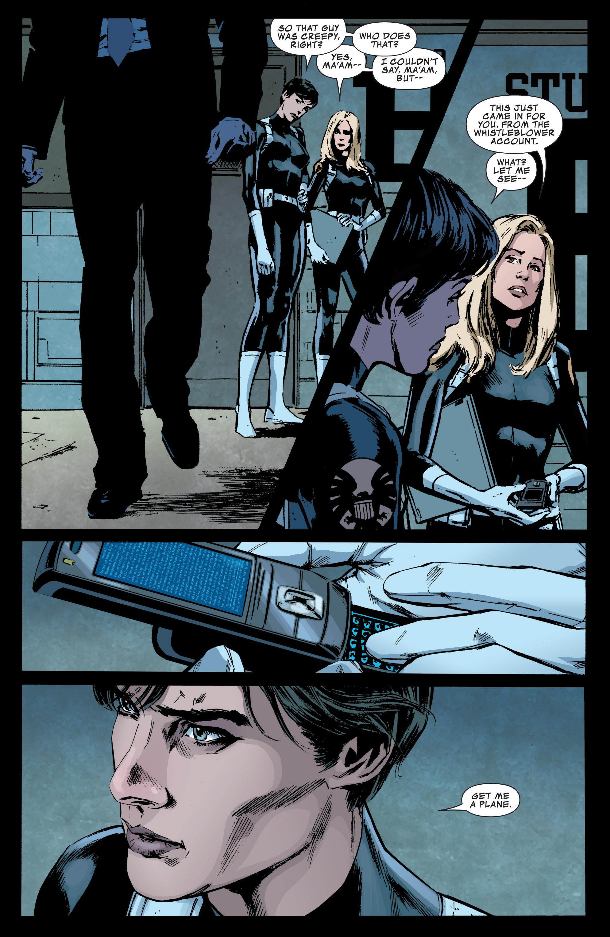 Read online Secret Avengers (2013) comic -  Issue #6 - 9