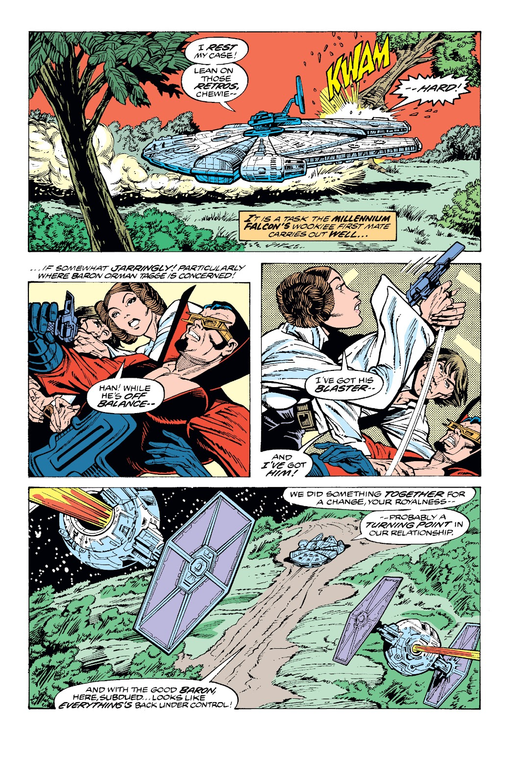 Read online Star Wars Legends: The Original Marvel Years - Epic Collection comic -  Issue # TPB 2 (Part 3) - 81