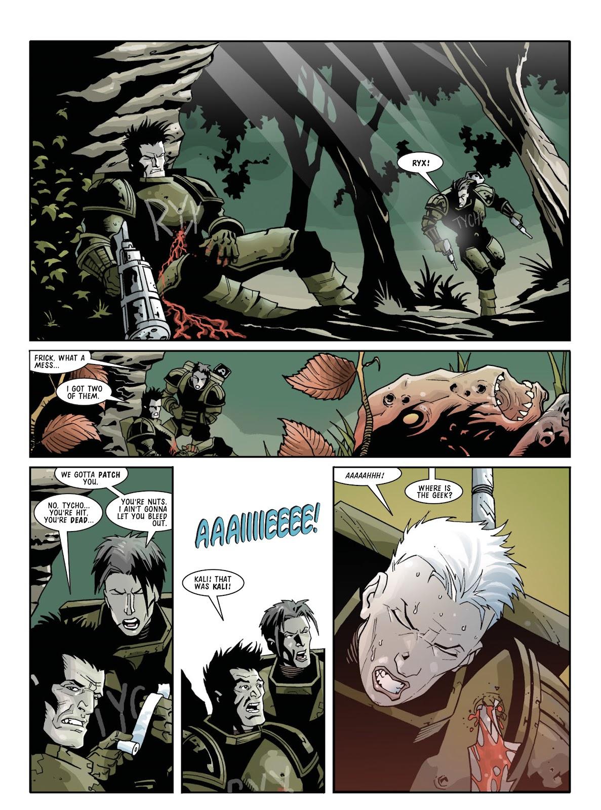 Judge Dredd Megazine (Vol. 5) Issue #381 #180 - English 113