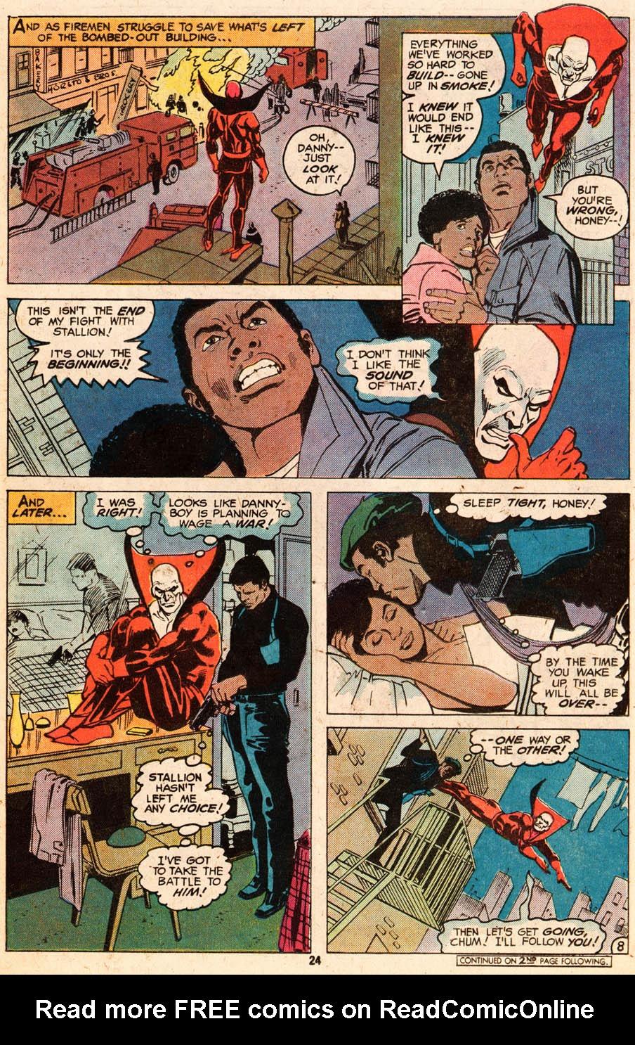 Read online Adventure Comics (1938) comic -  Issue #465 - 25