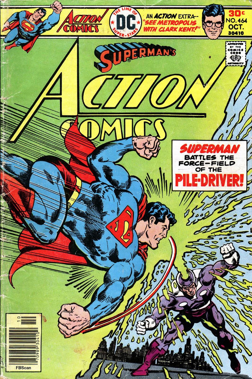 Action Comics (1938) 464 Page 1