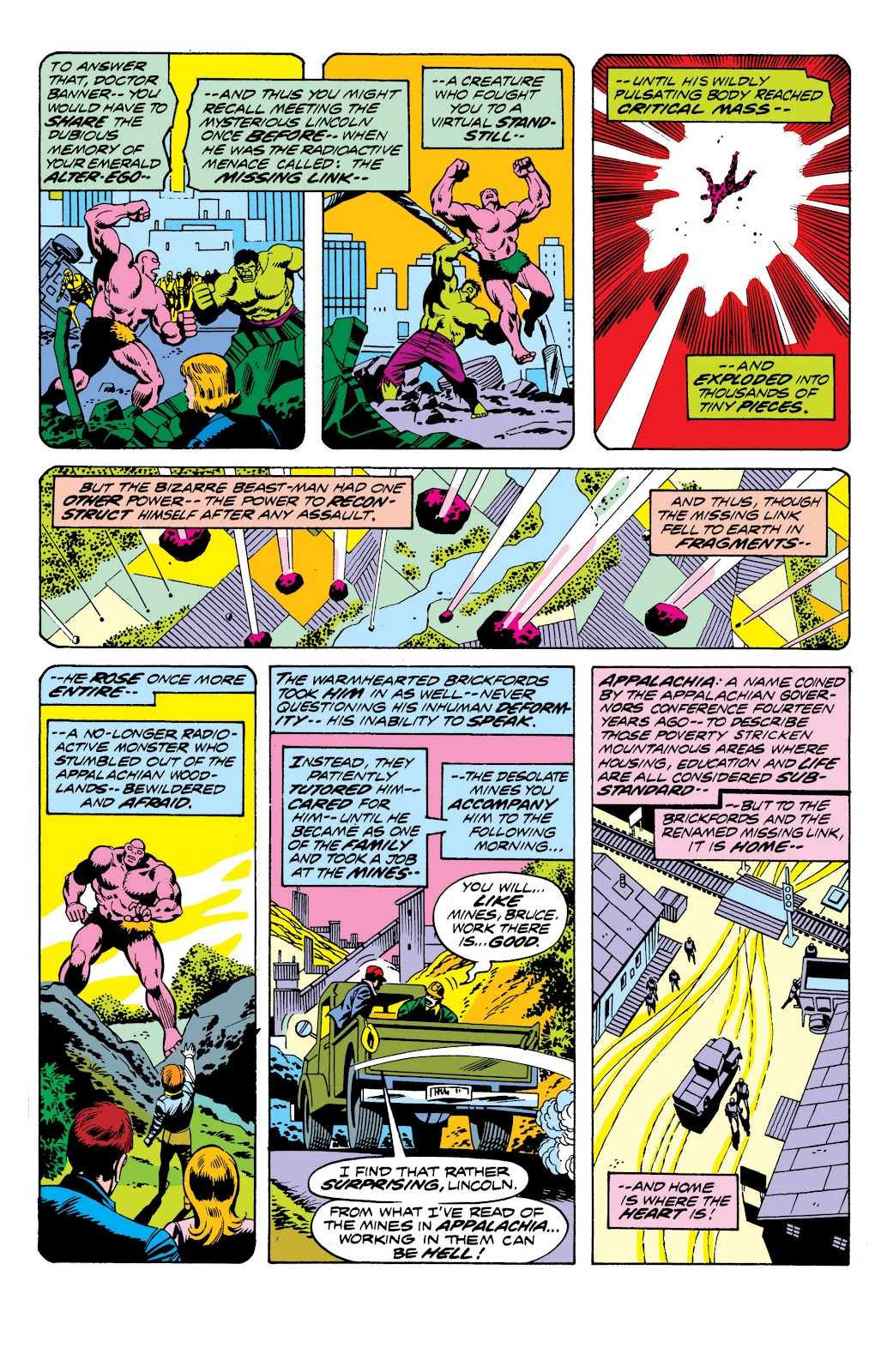 Read online Marvel Masterworks: The Incredible Hulk comic -  Issue # TPB 10 (Part 2) - 72
