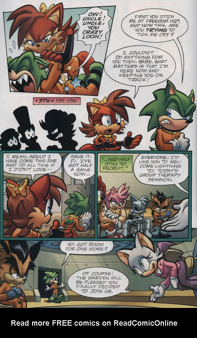 Read online Sonic Universe comic -  Issue #31 - 10