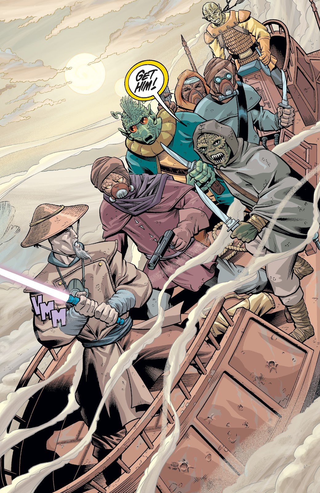 Read online Star Wars Legends Epic Collection: The Menace Revealed comic -  Issue # TPB (Part 2) - 43