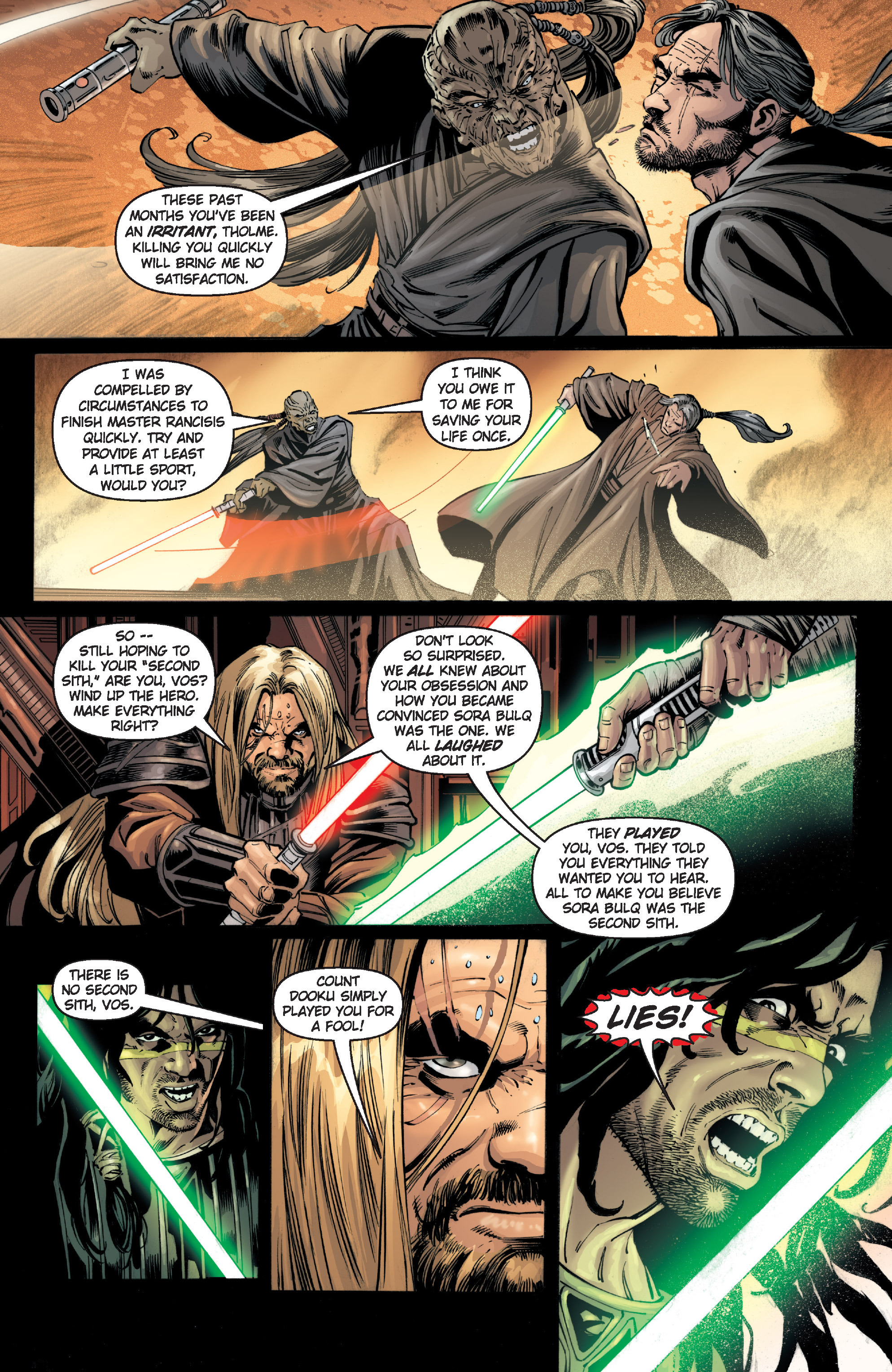 Read online Star Wars Omnibus comic -  Issue # Vol. 26 - 323