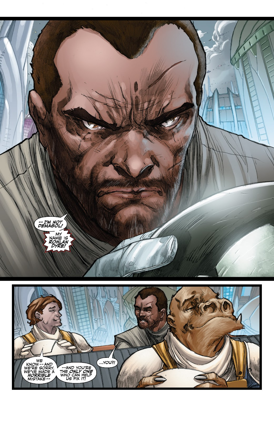 Read online Star Wars Legends: The Old Republic - Epic Collection comic -  Issue # TPB 3 (Part 3) - 31