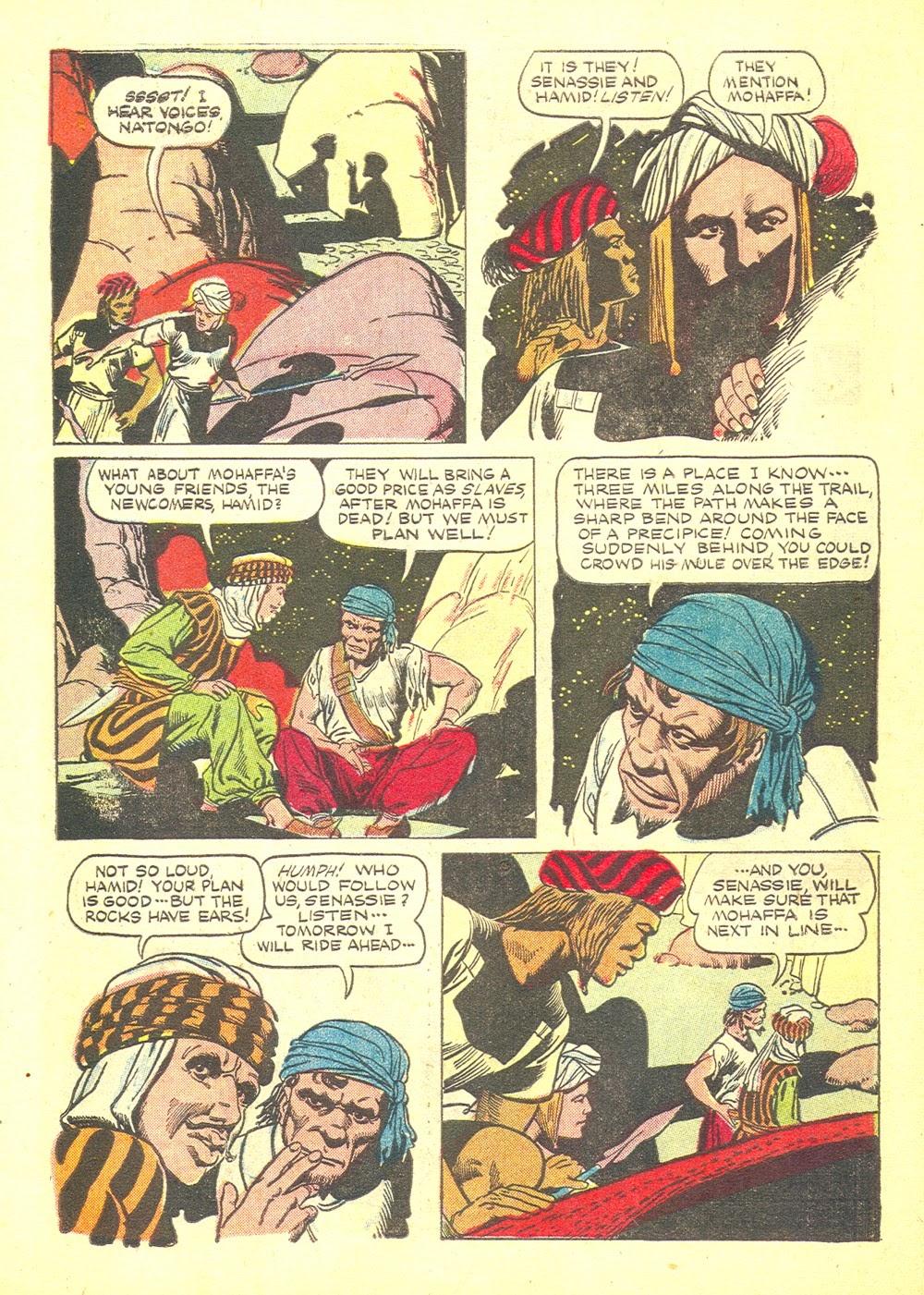 Tarzan (1948) issue 60 - Page 30