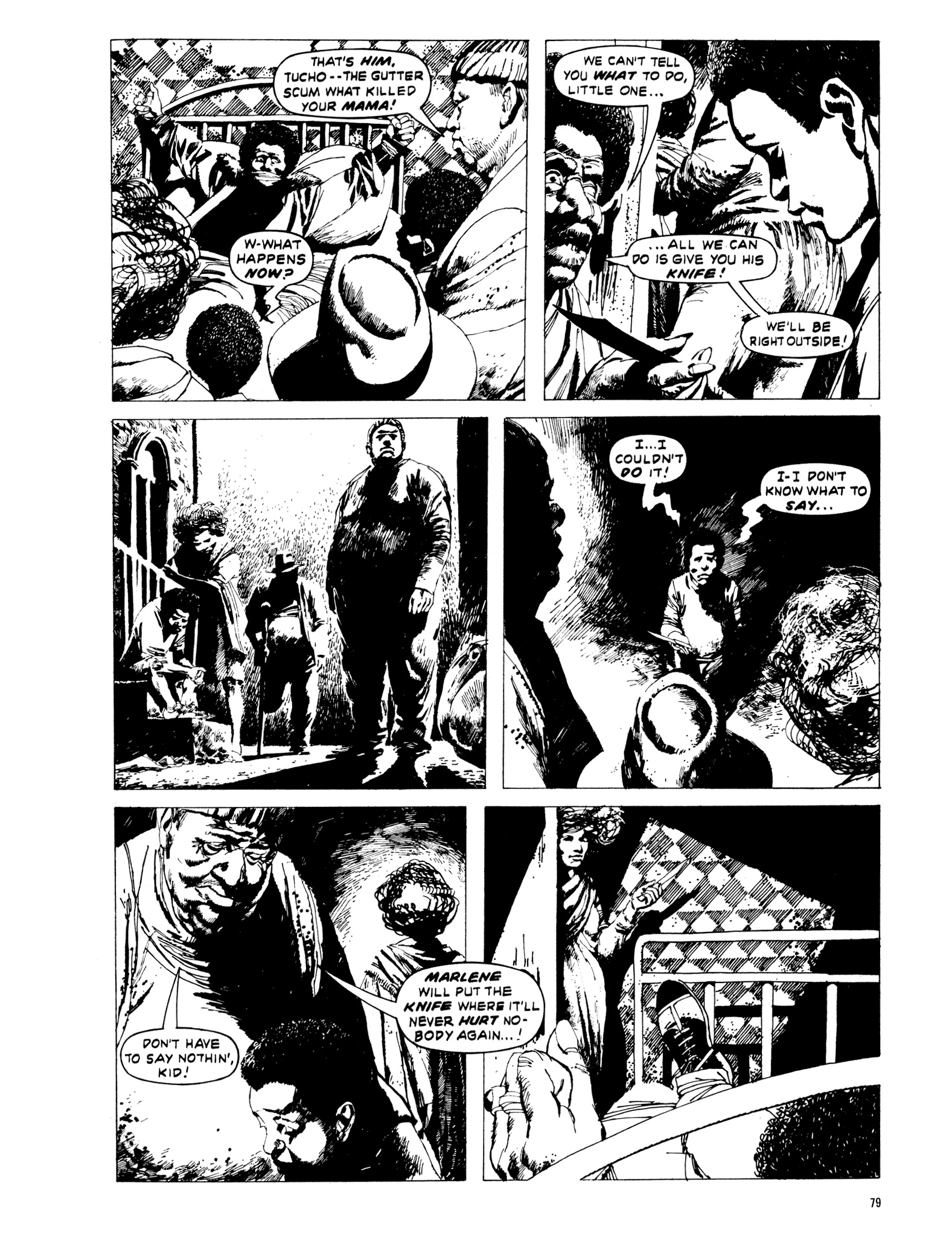 Read online Eerie Archives comic -  Issue # TPB 20 - 79