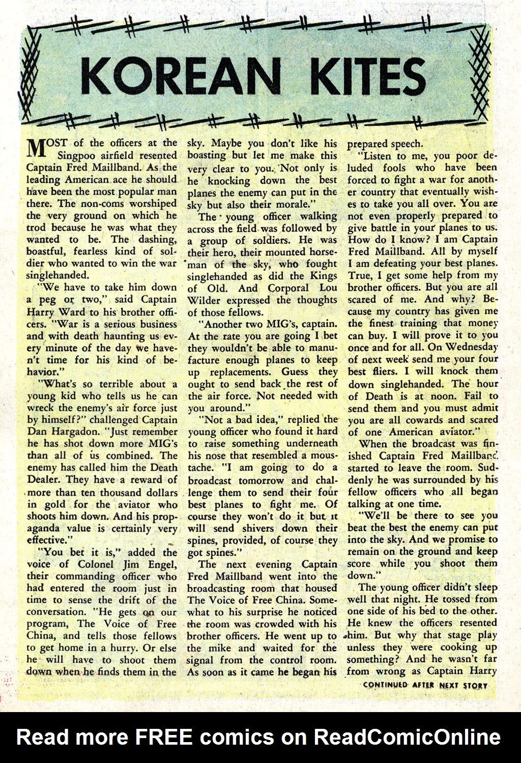 Combat (1952) issue 11 - Page 10