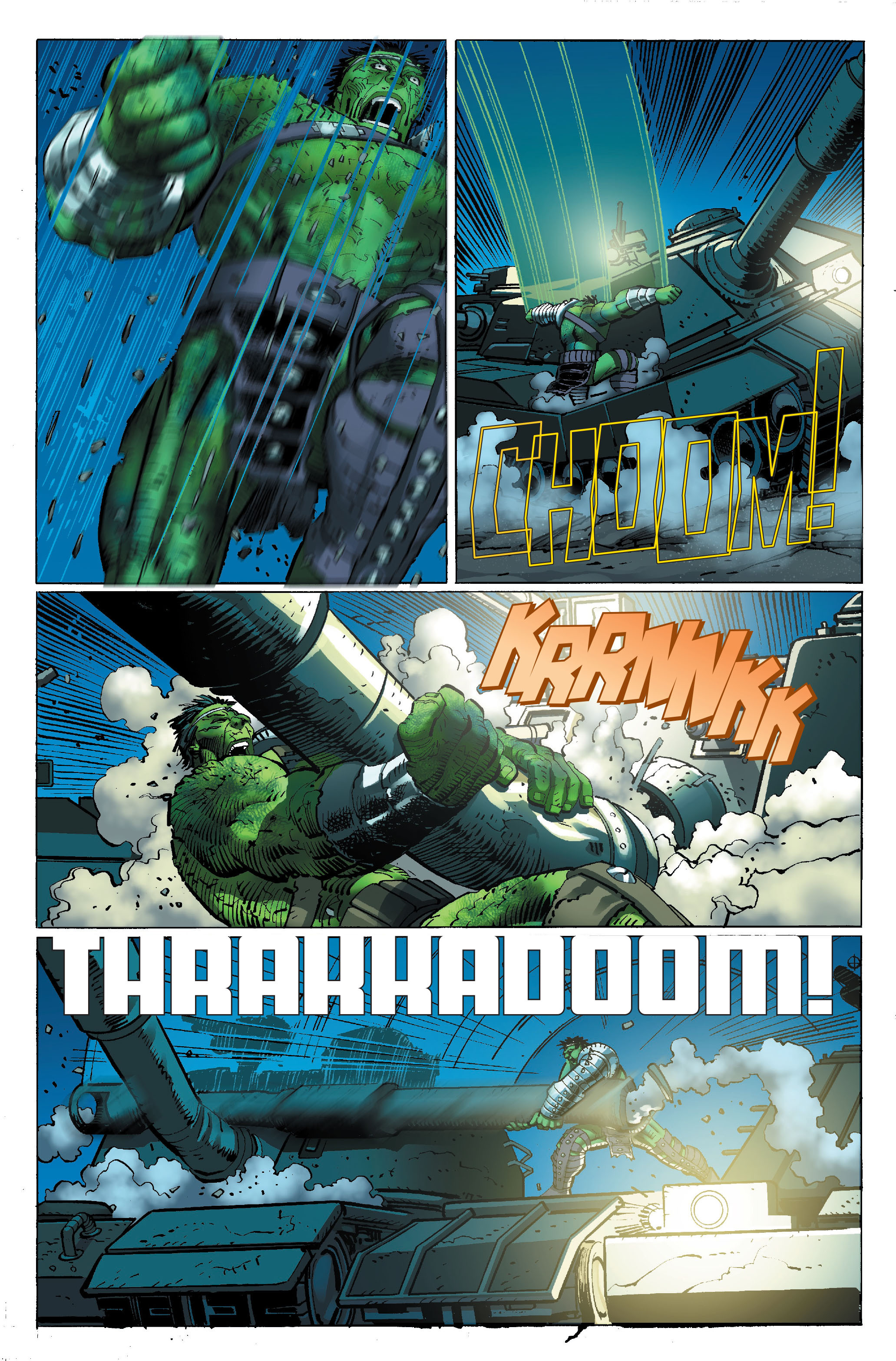Read online World War Hulk comic -  Issue #3 - 21