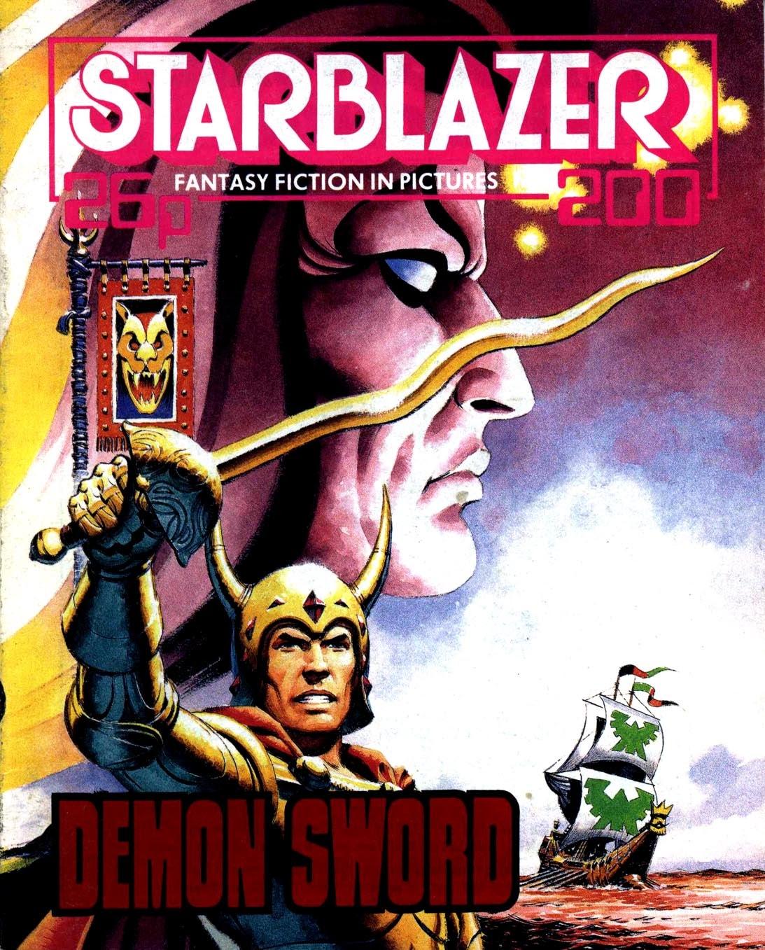 Starblazer issue 200 - Page 1