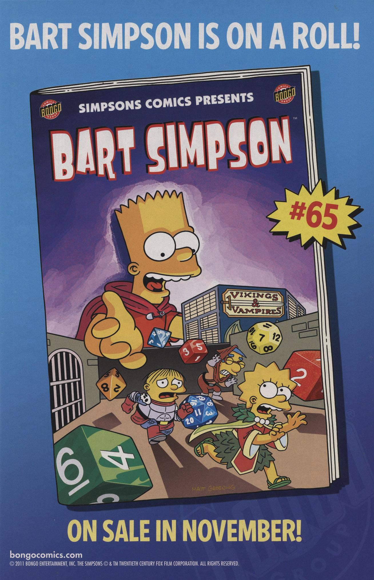 Read online Simpsons Comics comic -  Issue #183 - 13